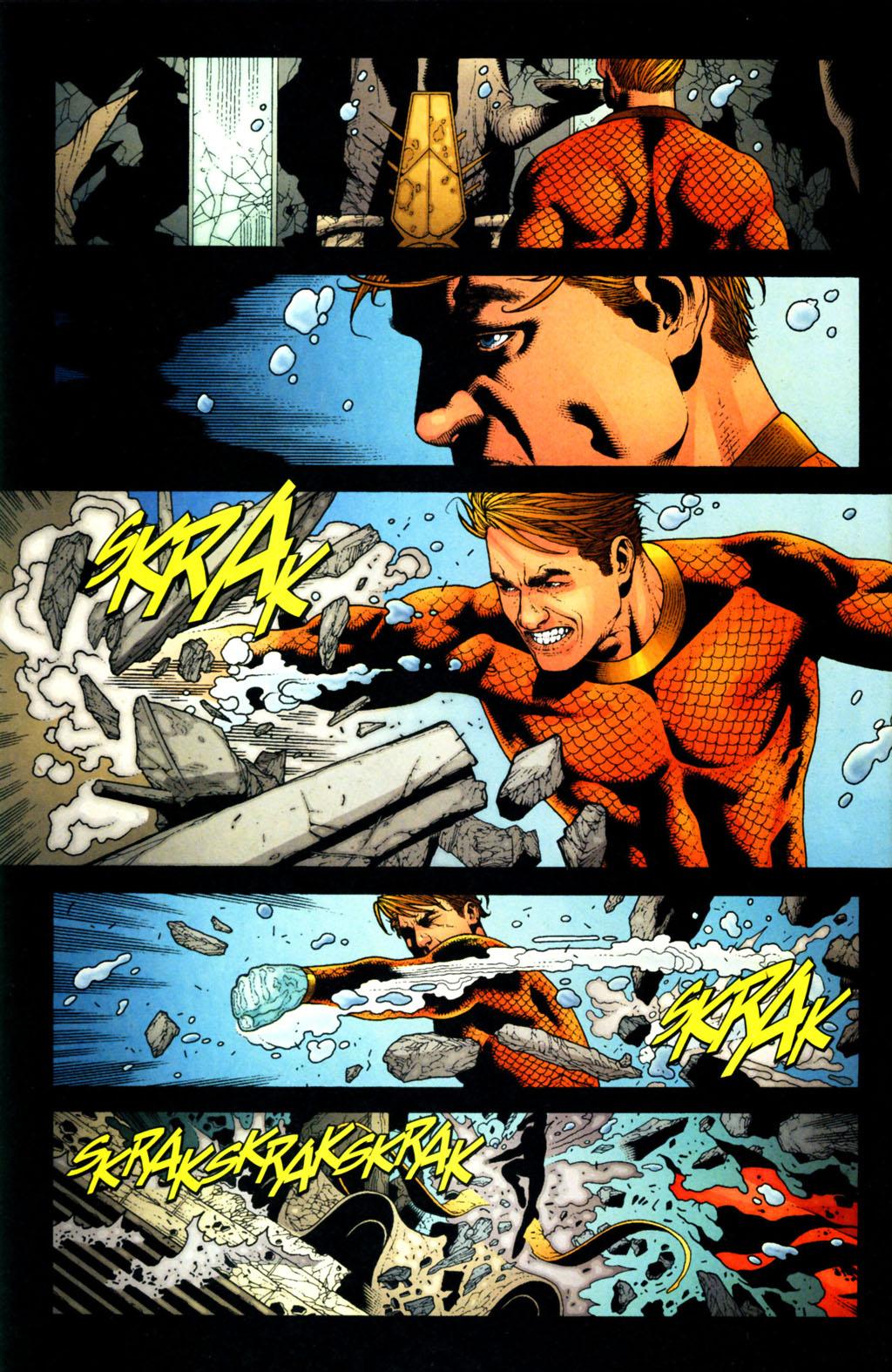 Read online Aquaman (2003) comic -  Issue #38 - 21