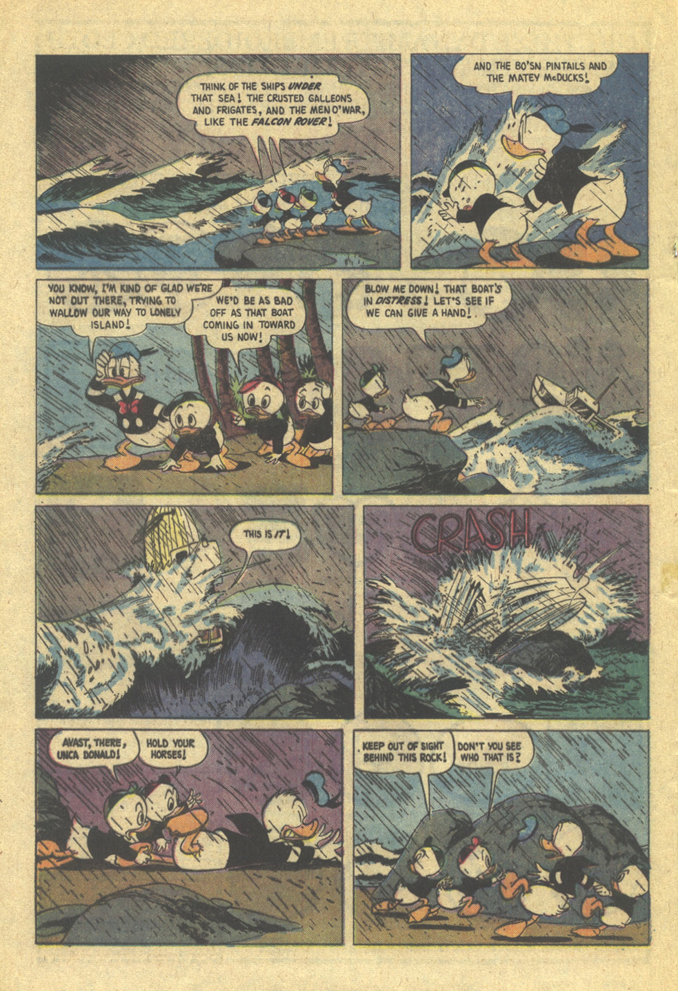 Uncle Scrooge (1953) Issue #103 #103 - English 20