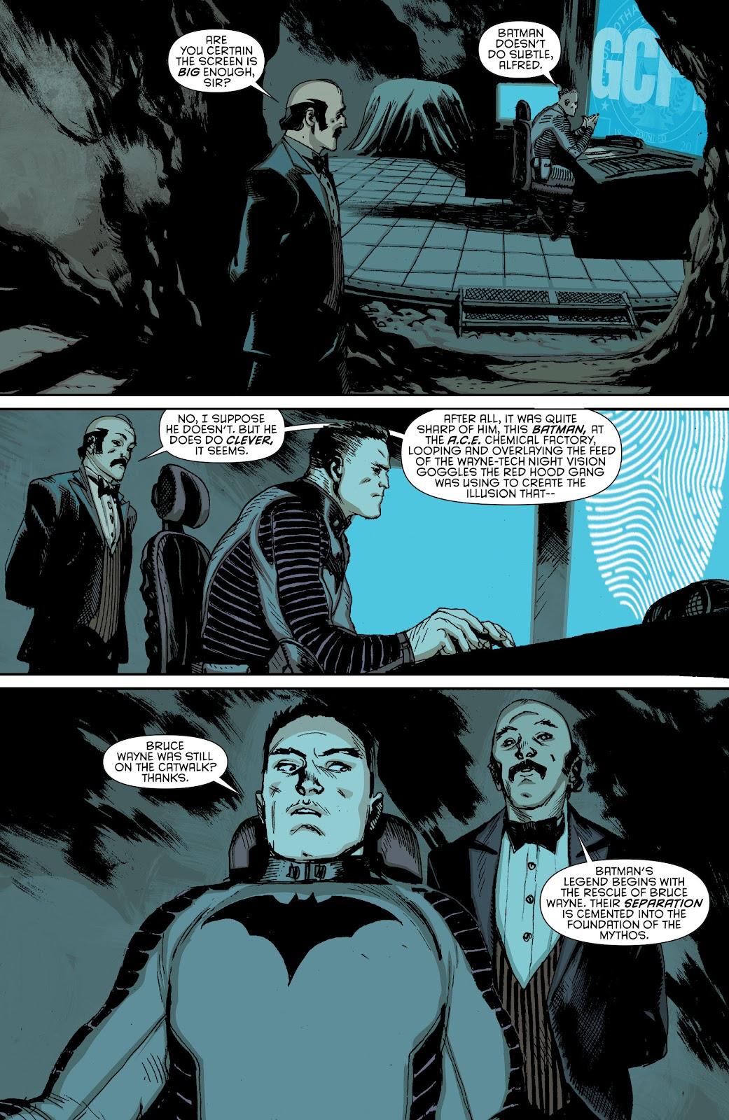 Batman (2011) Issue #24 #43 - English 45
