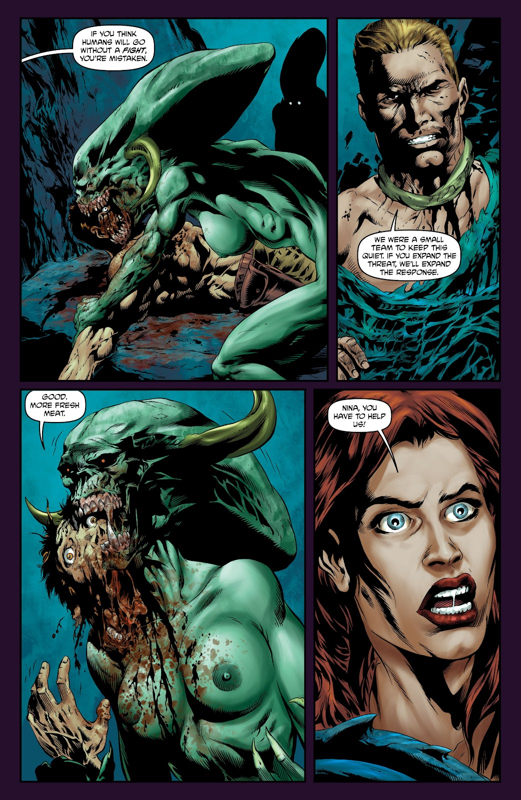 Webwitch (2015) Issue #4 #4 - English 23