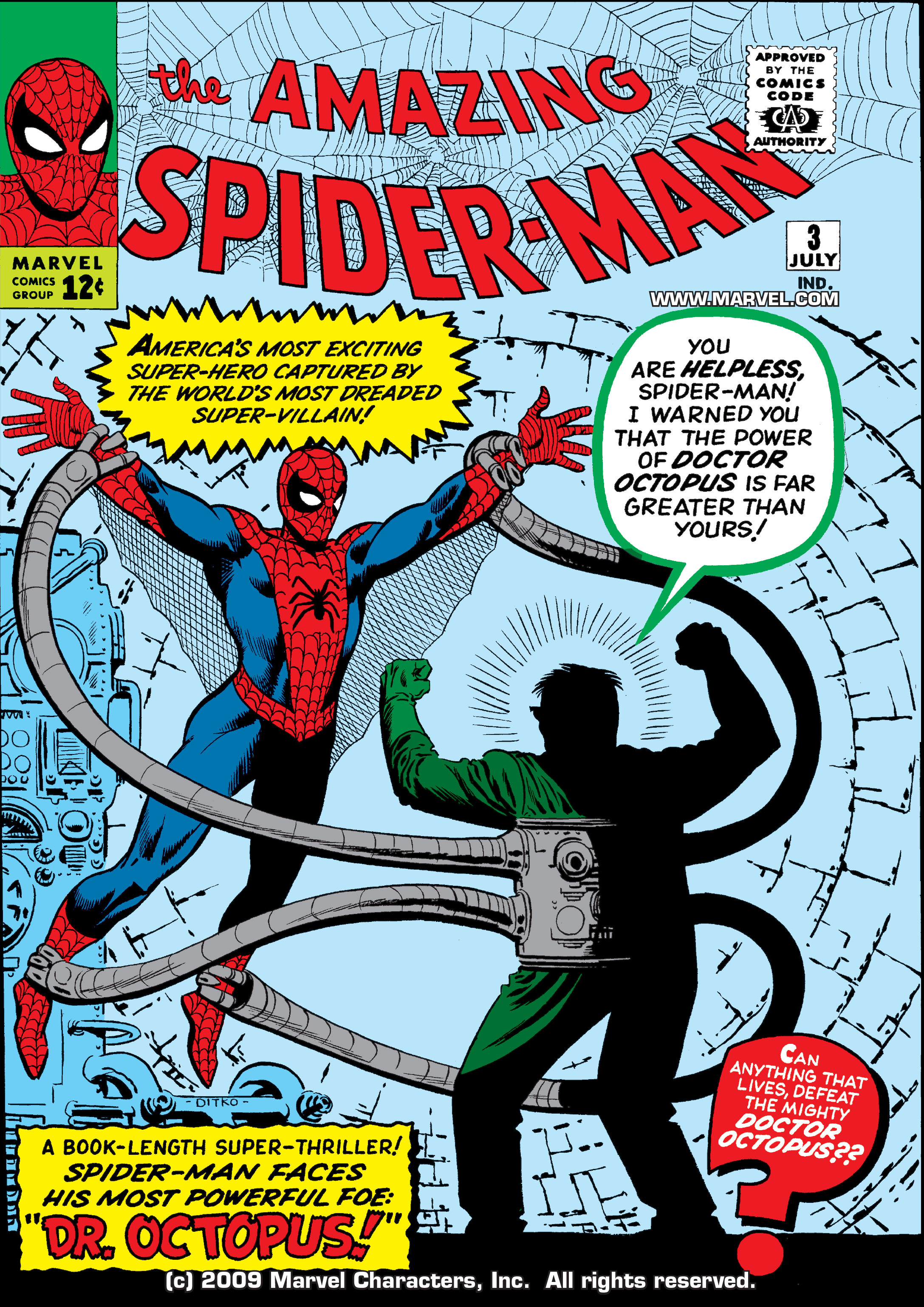 The Amazing Spider-Man (1963) 3 Page 1