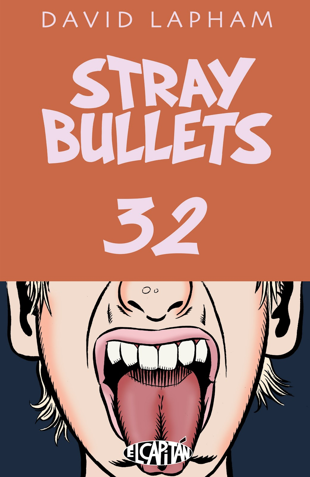Stray Bullets Issue #32 #32 - English 1
