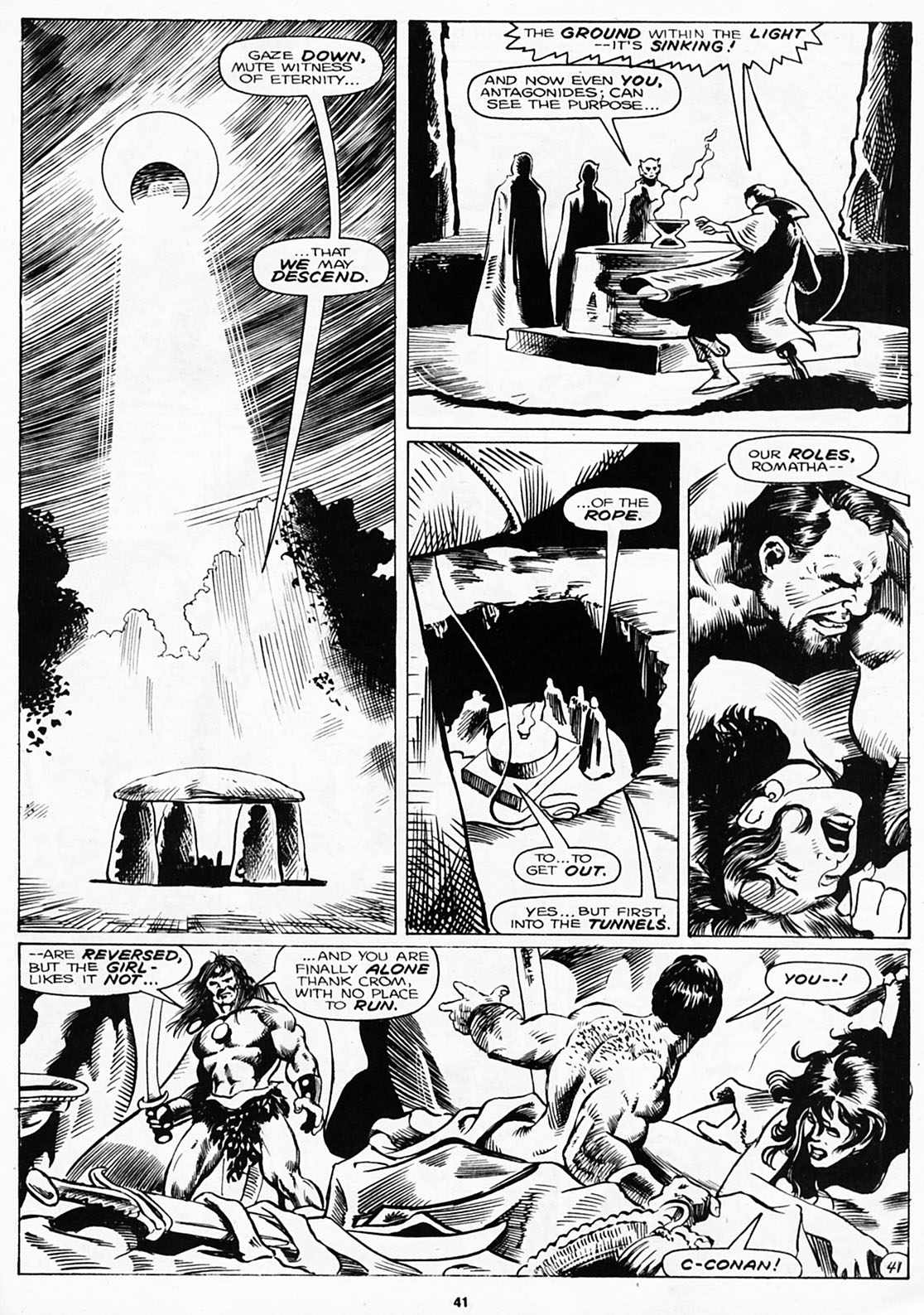 The Savage Sword Of Conan Issue #180 #181 - English 43