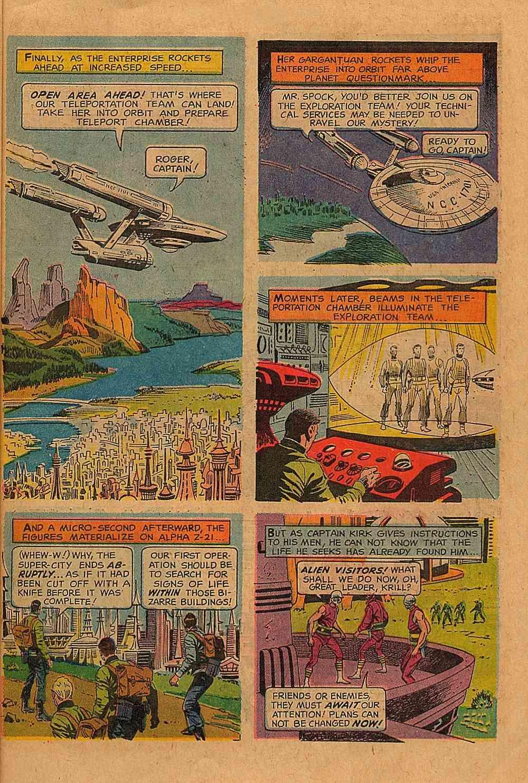 Star Trek (1967) Issue #3 #3 - English 6