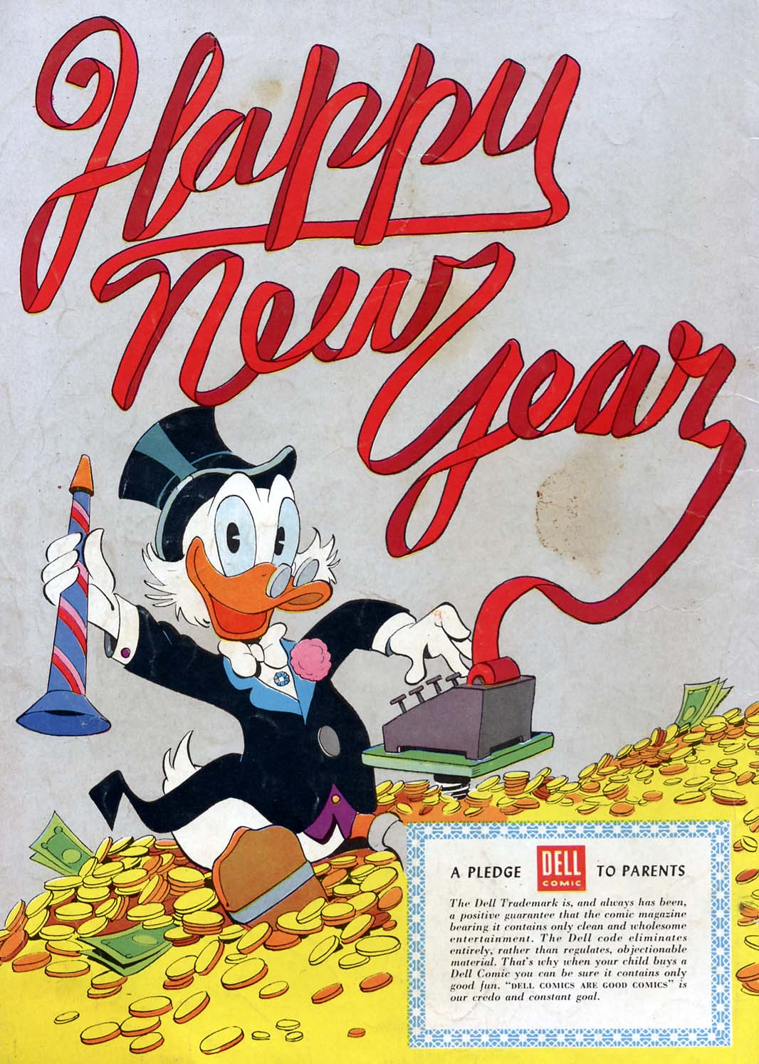 Uncle Scrooge (1953) #16 #389 - English 36