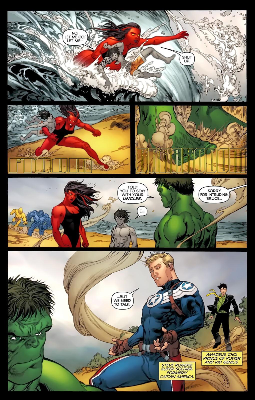 Incredible Hulks (2010) Issue #613 #3 - English 26