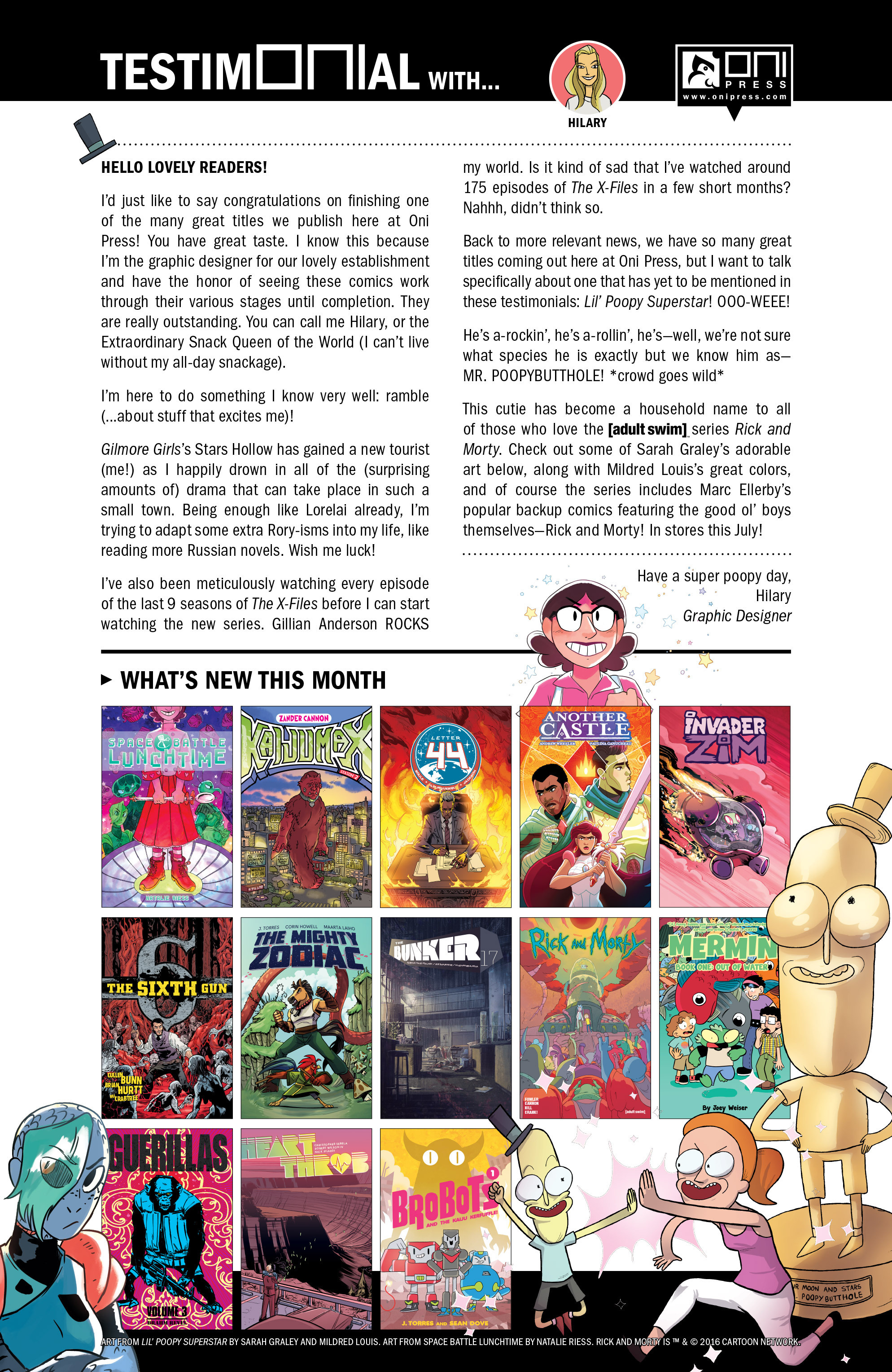 Read online Heartthrob (2016) comic -  Issue #2 - 26