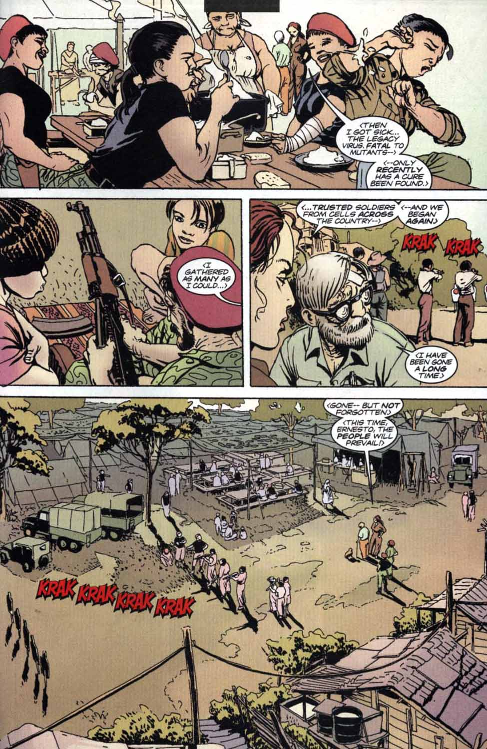 Cable (1993) 97 Page 18