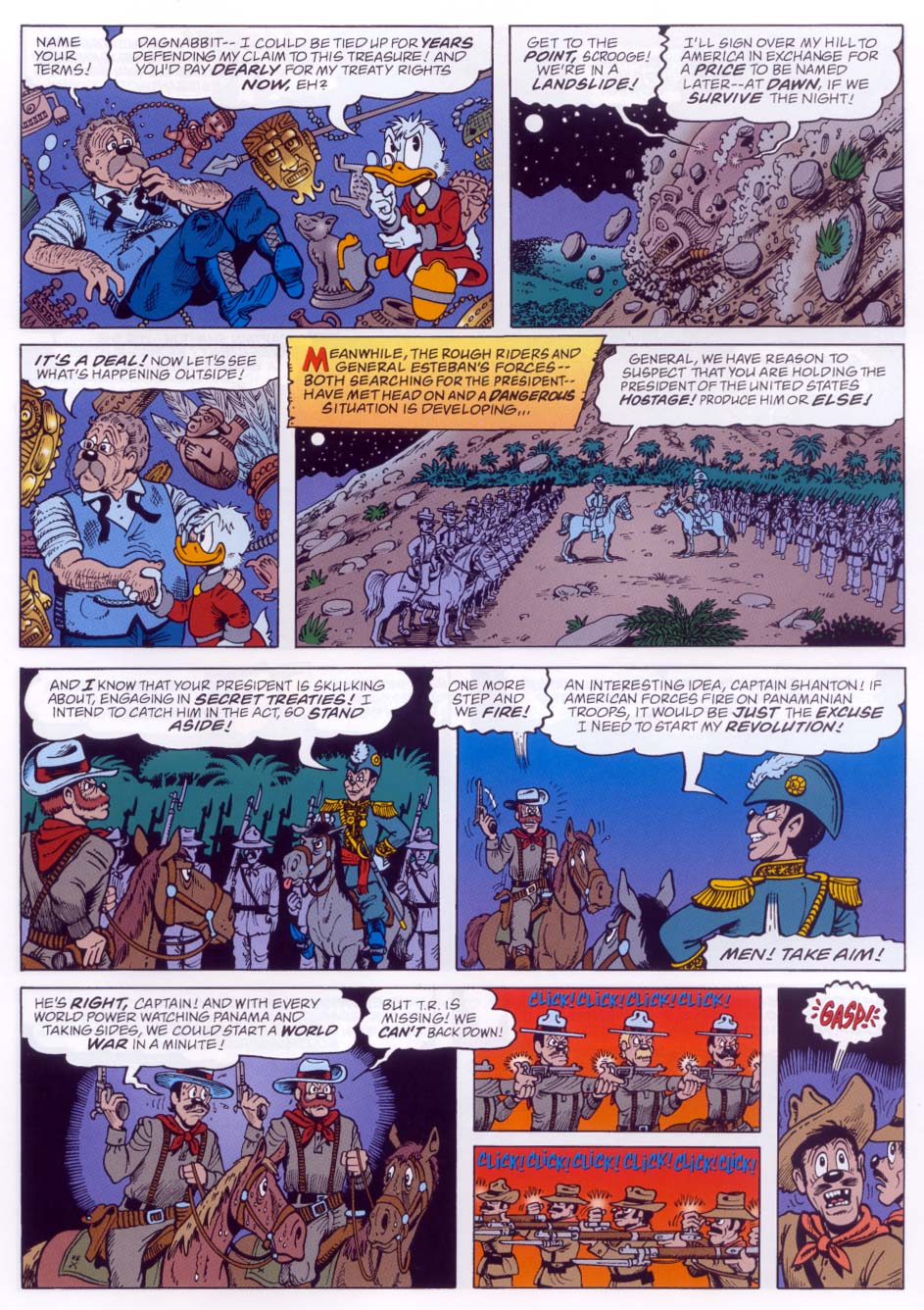 Uncle Scrooge (1953) Issue #332 #332 - English 23