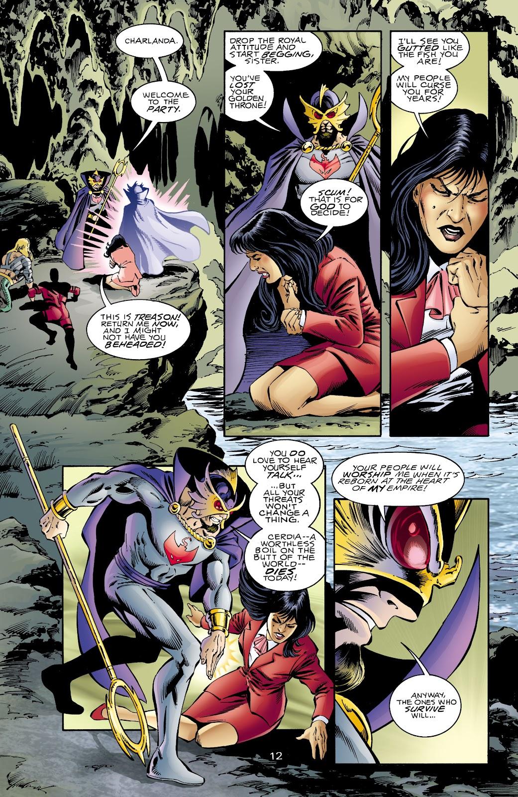 Aquaman (1994) Issue #67 #73 - English 12