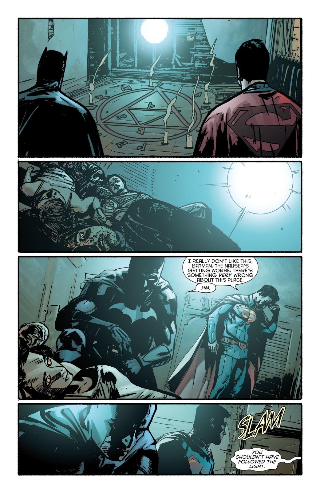 Batman (2011) Issue #19 #34 - English 26