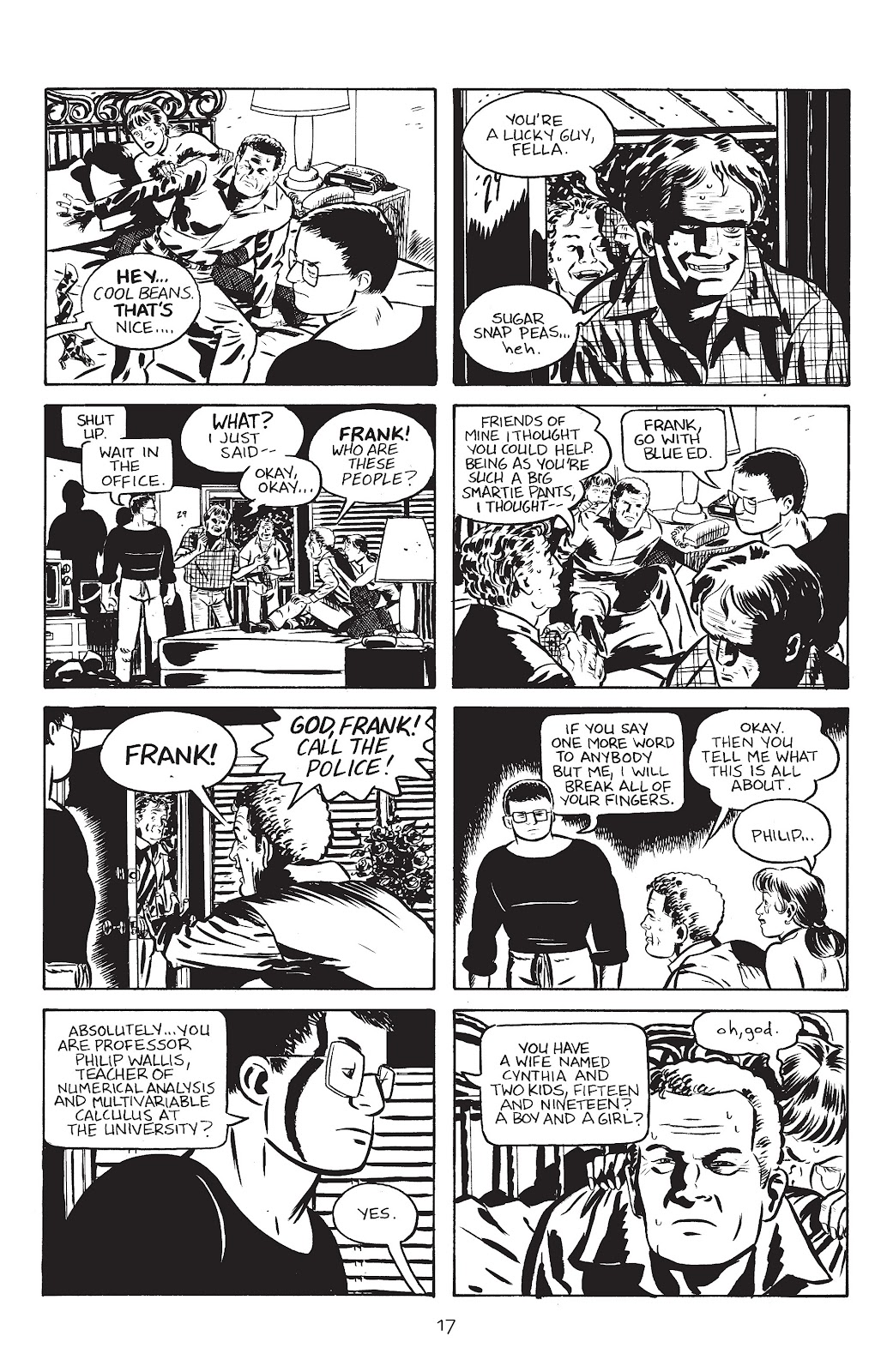 Stray Bullets Issue #20 #20 - English 19