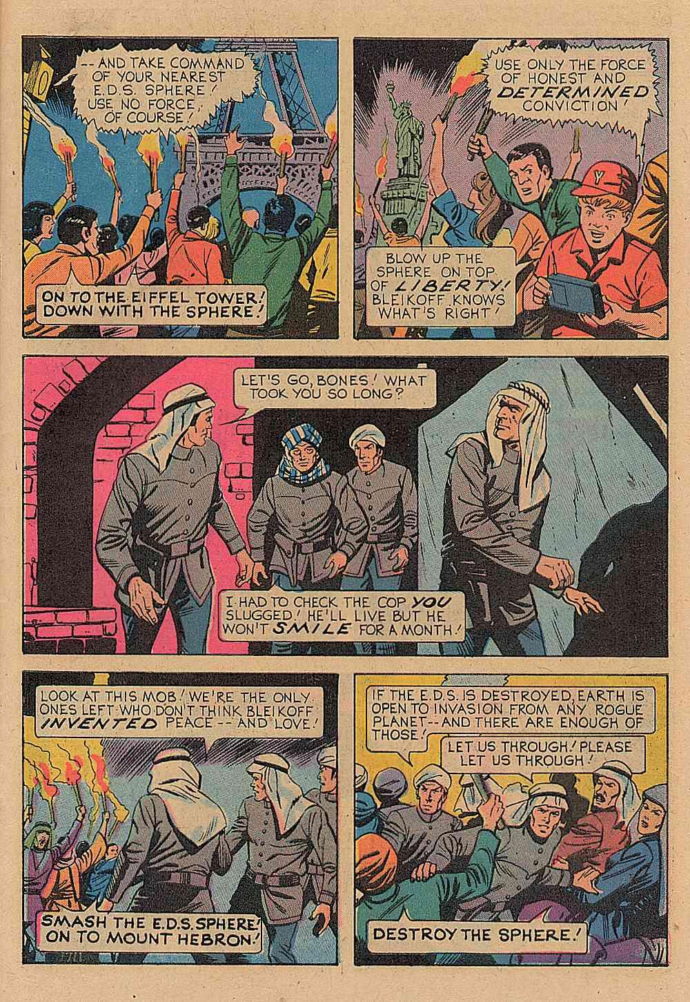 Star Trek (1967) Issue #39 #39 - English 22