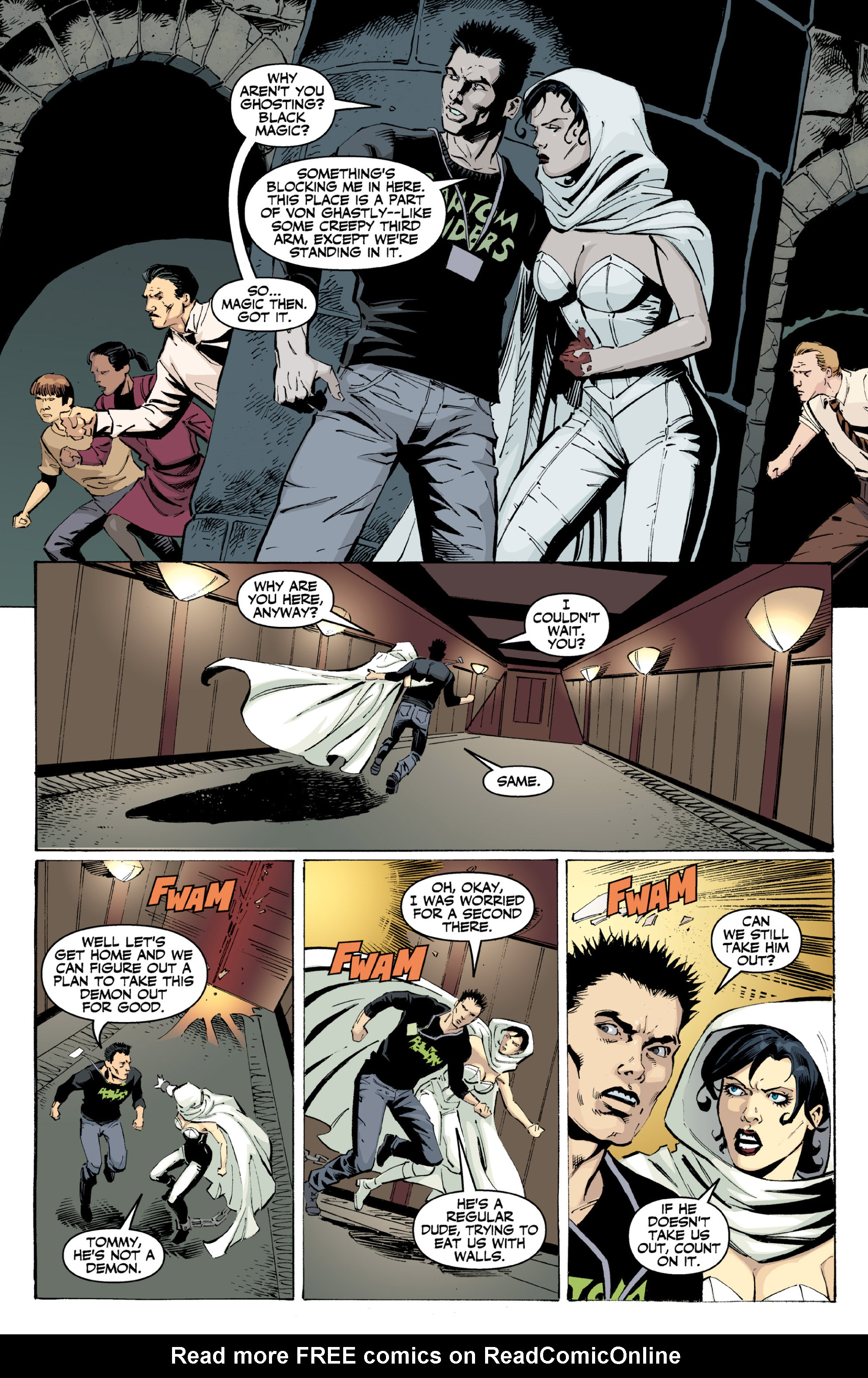 Read online Ghost (2013) comic -  Issue # TPB 2 - 42