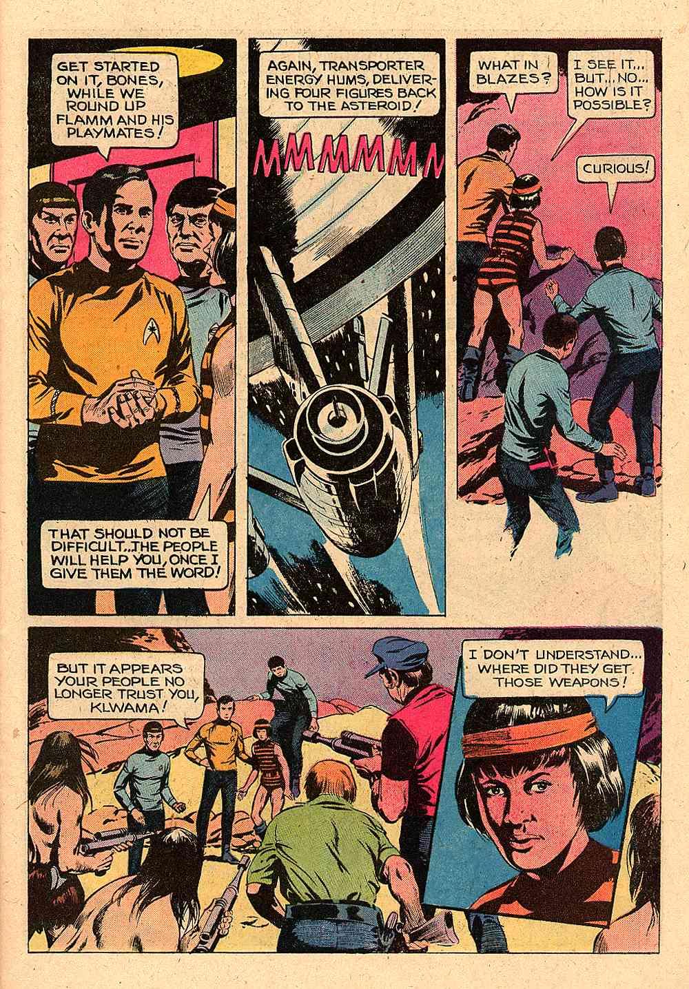 Star Trek (1967) #52 #52 - English 19