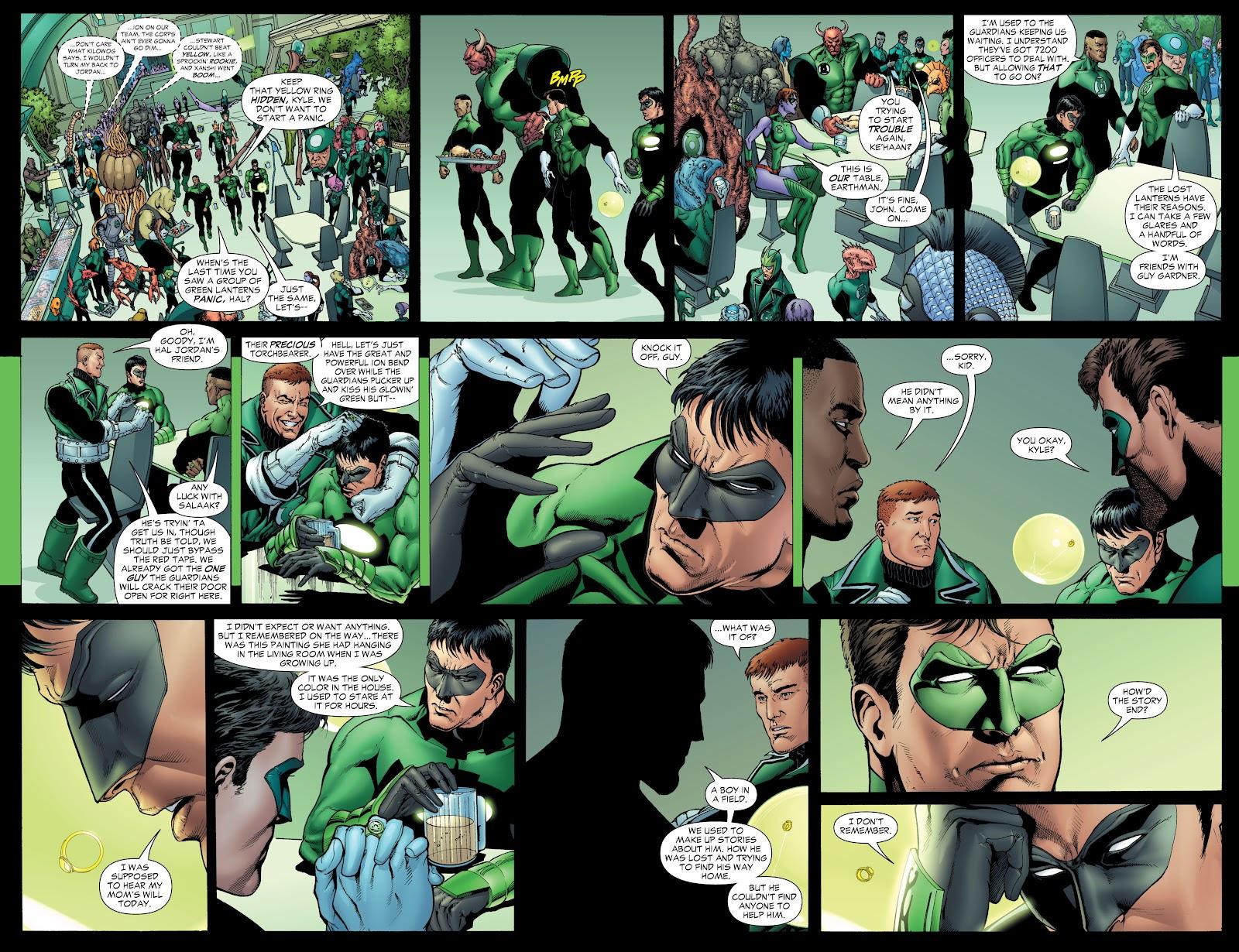Green Lantern: The Sinestro Corps War Full #1 - English 26