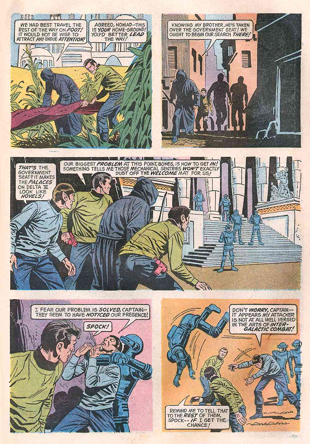 Star Trek (1967) Issue #13 #13 - English 18