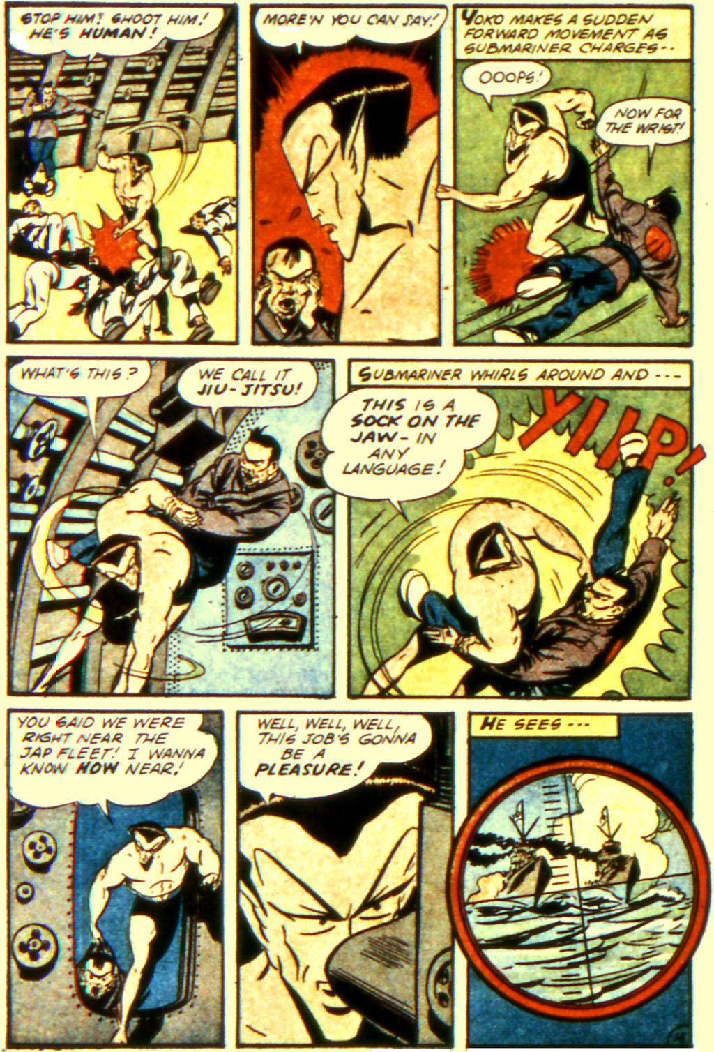 Sub-Mariner Comics Issue #11 #11 - English 16