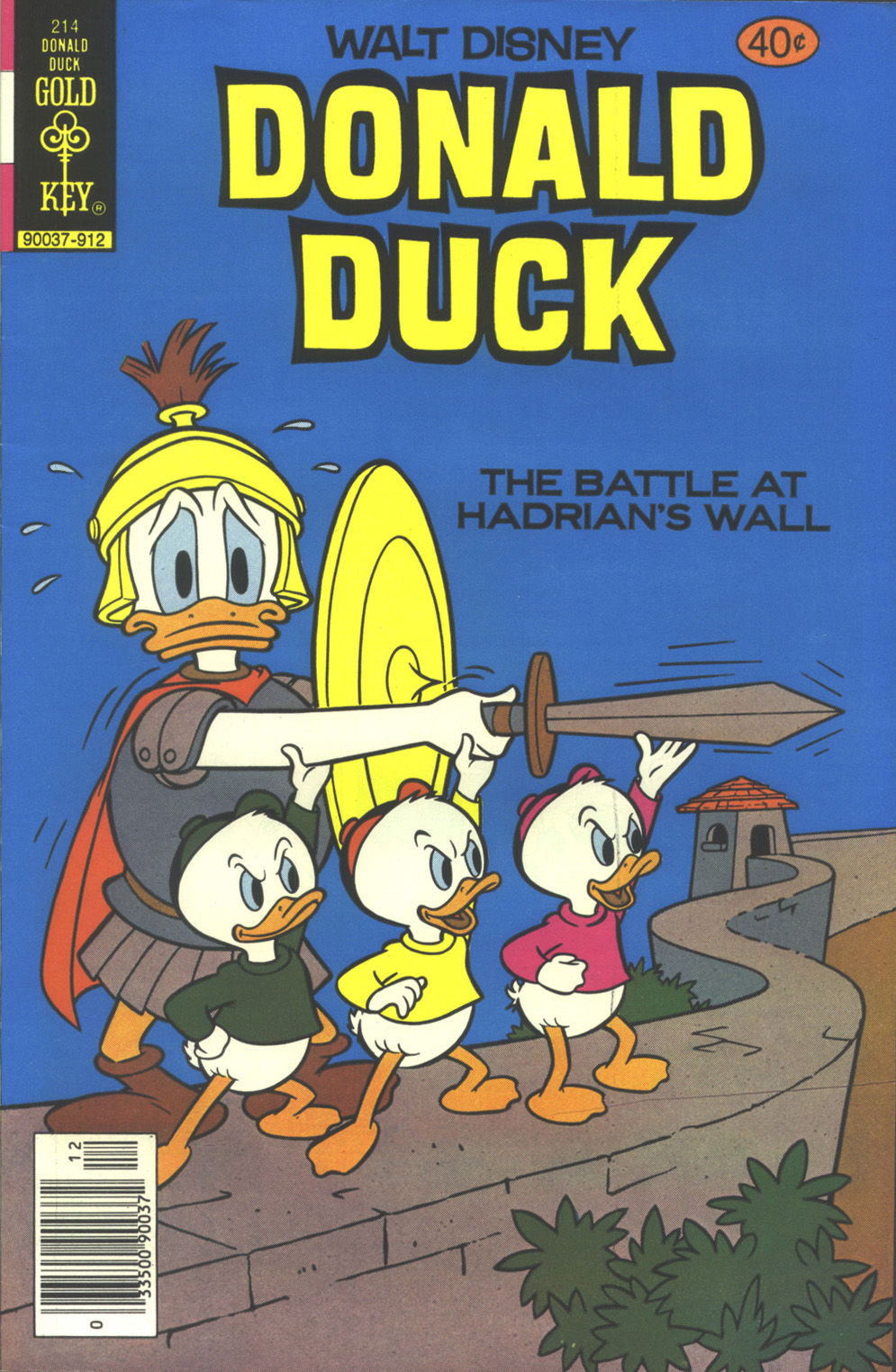 Donald Duck (1962) 214 Page 1