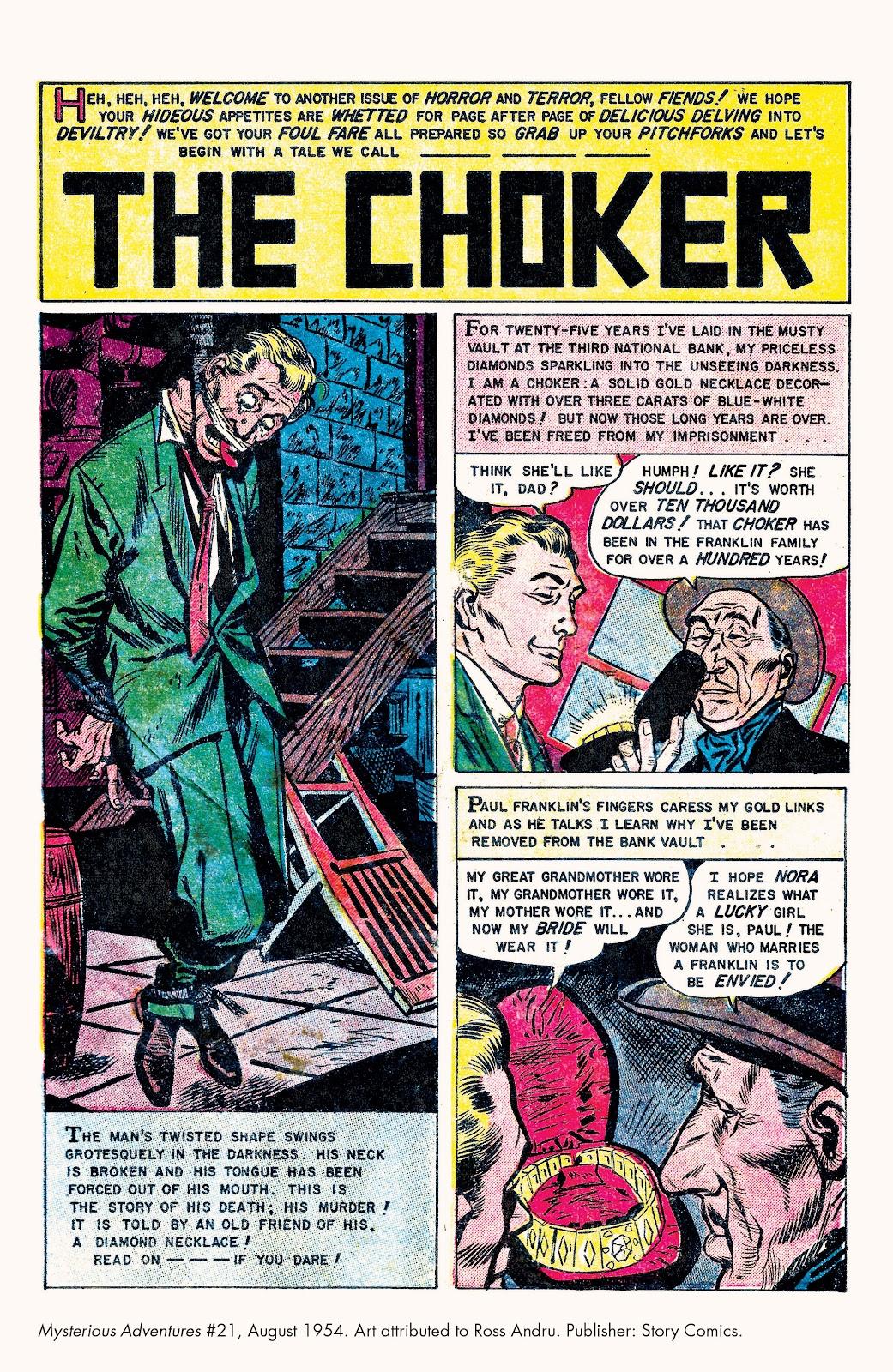 Haunted Horror Issue #22 #22 - English 36