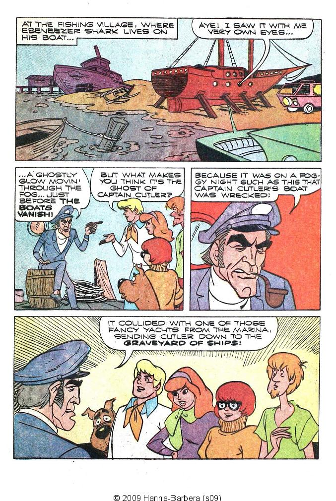 Read online Scooby-Doo... Where Are You! (1970) comic -  Issue #4 - 5