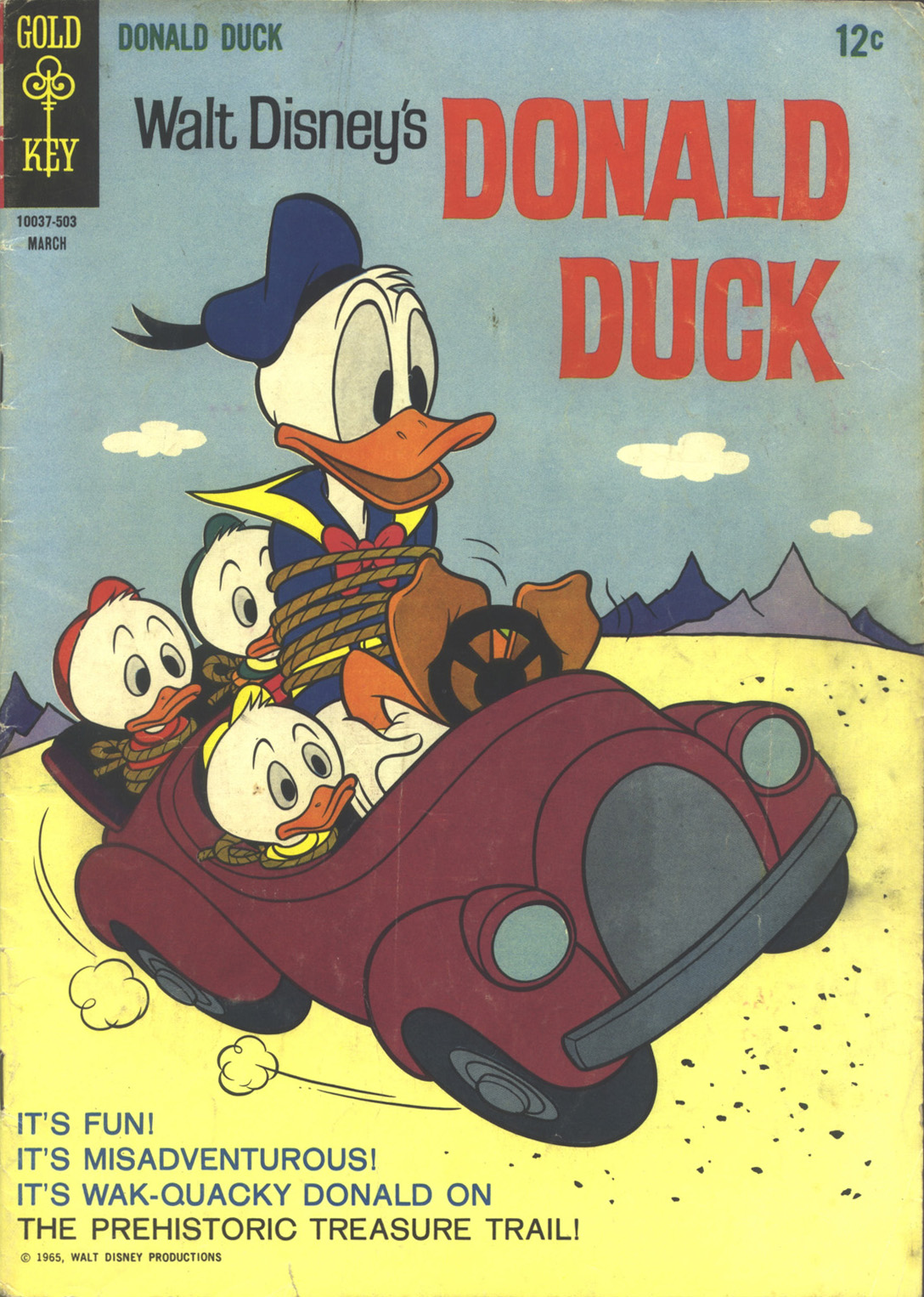 Donald Duck (1962) 100 Page 1