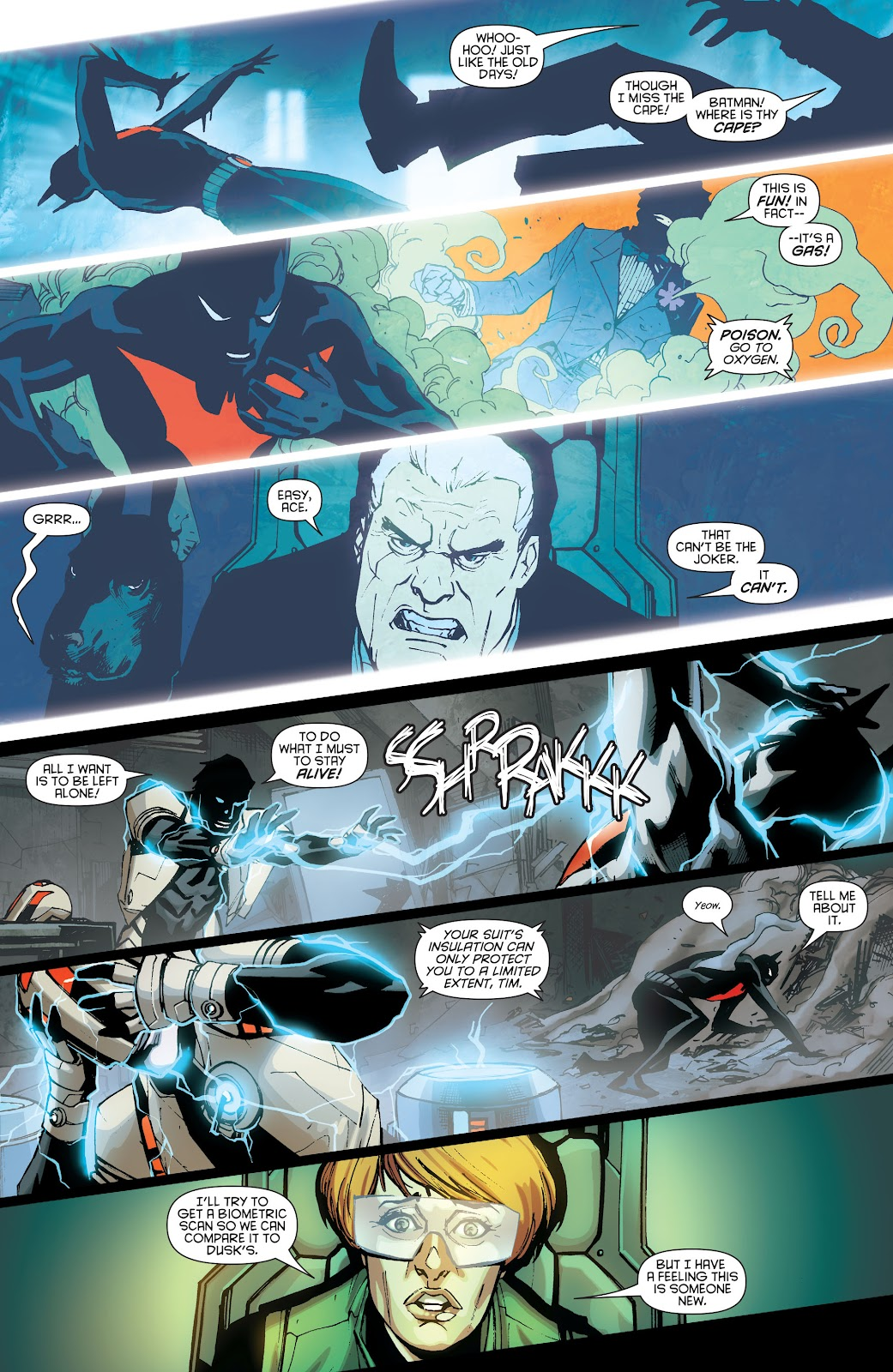 Batman Beyond (2015) Issue #13 #13 - English 14