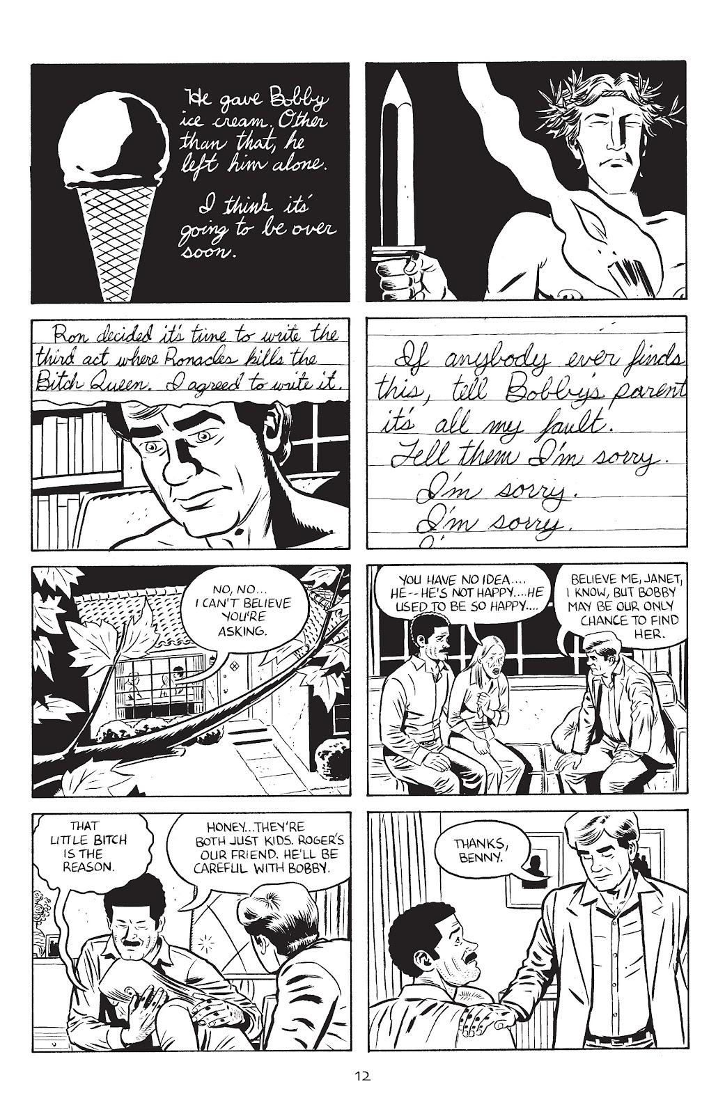 Stray Bullets Issue #29 #29 - English 14