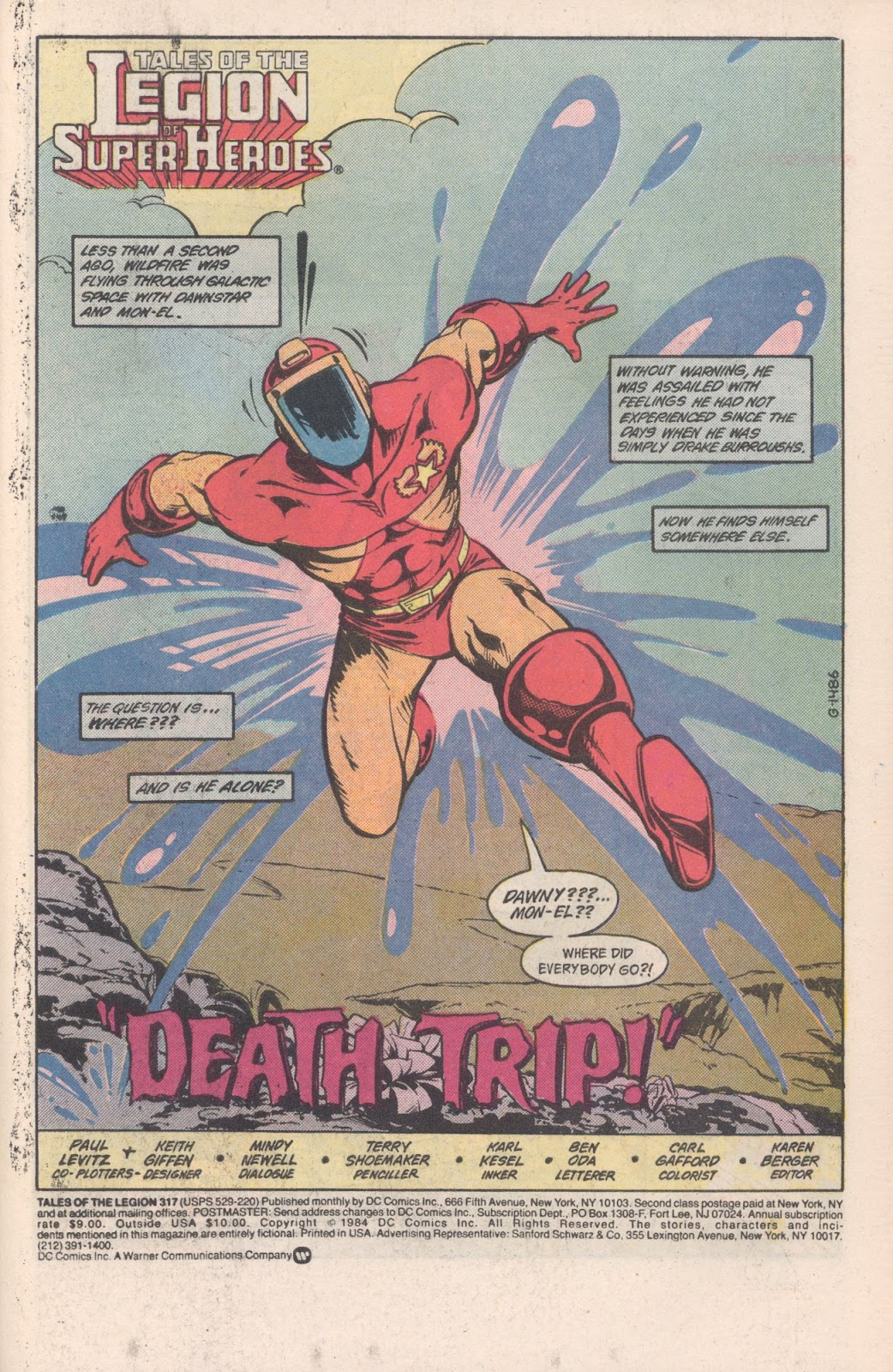 Tales of the Legion Issue #317 #4 - English 2