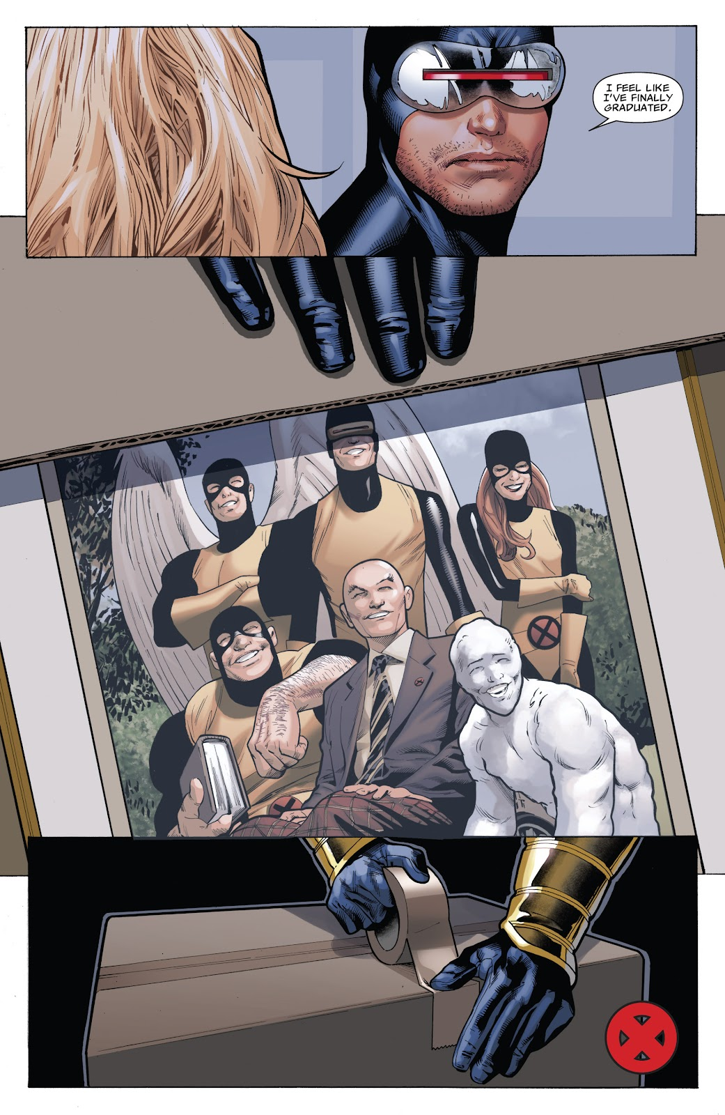 Uncanny X-Men (1963) Issue #544 #572 - English 21