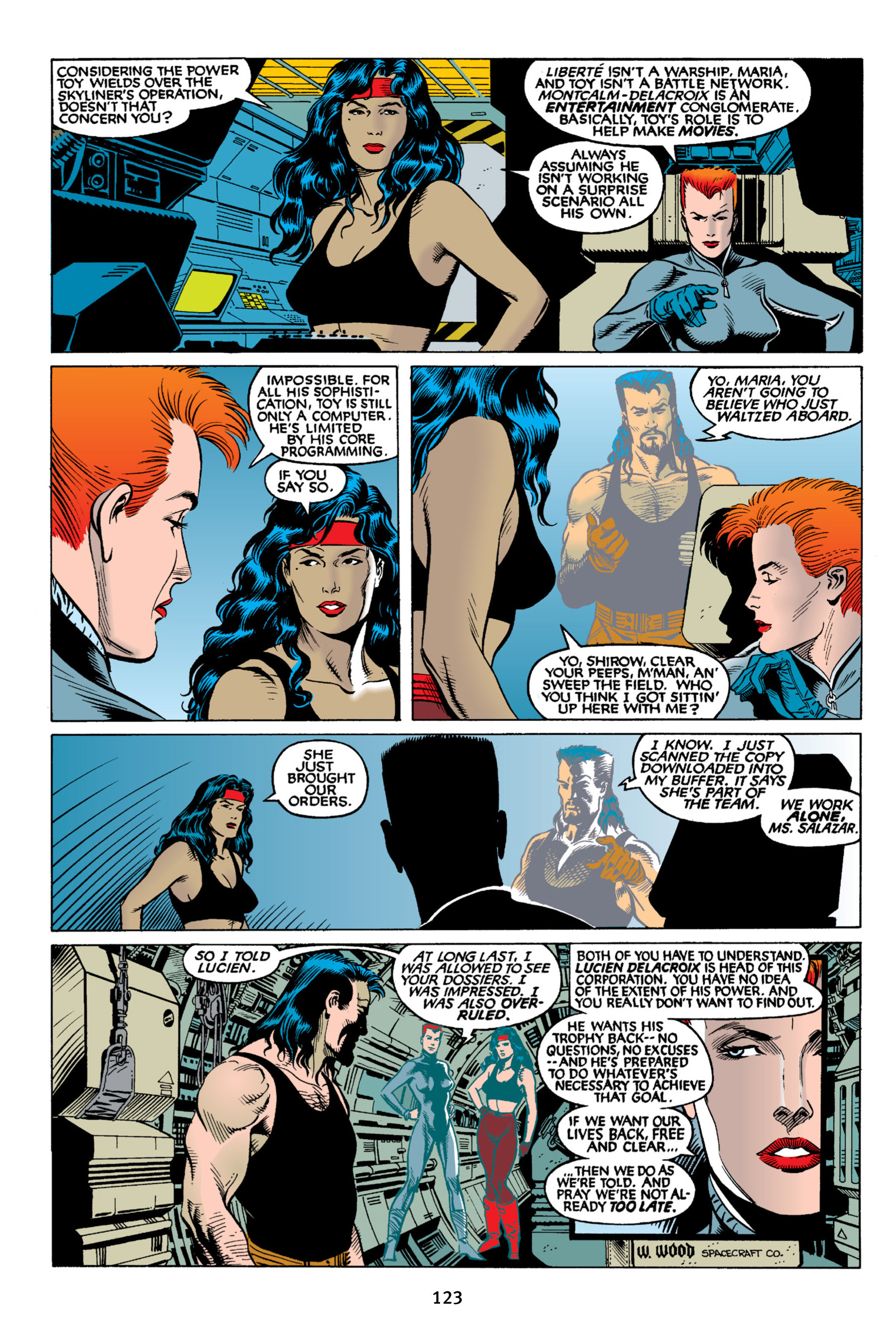 Aliens vs. Predator Omnibus _TPB_2_Part_2 Page 10