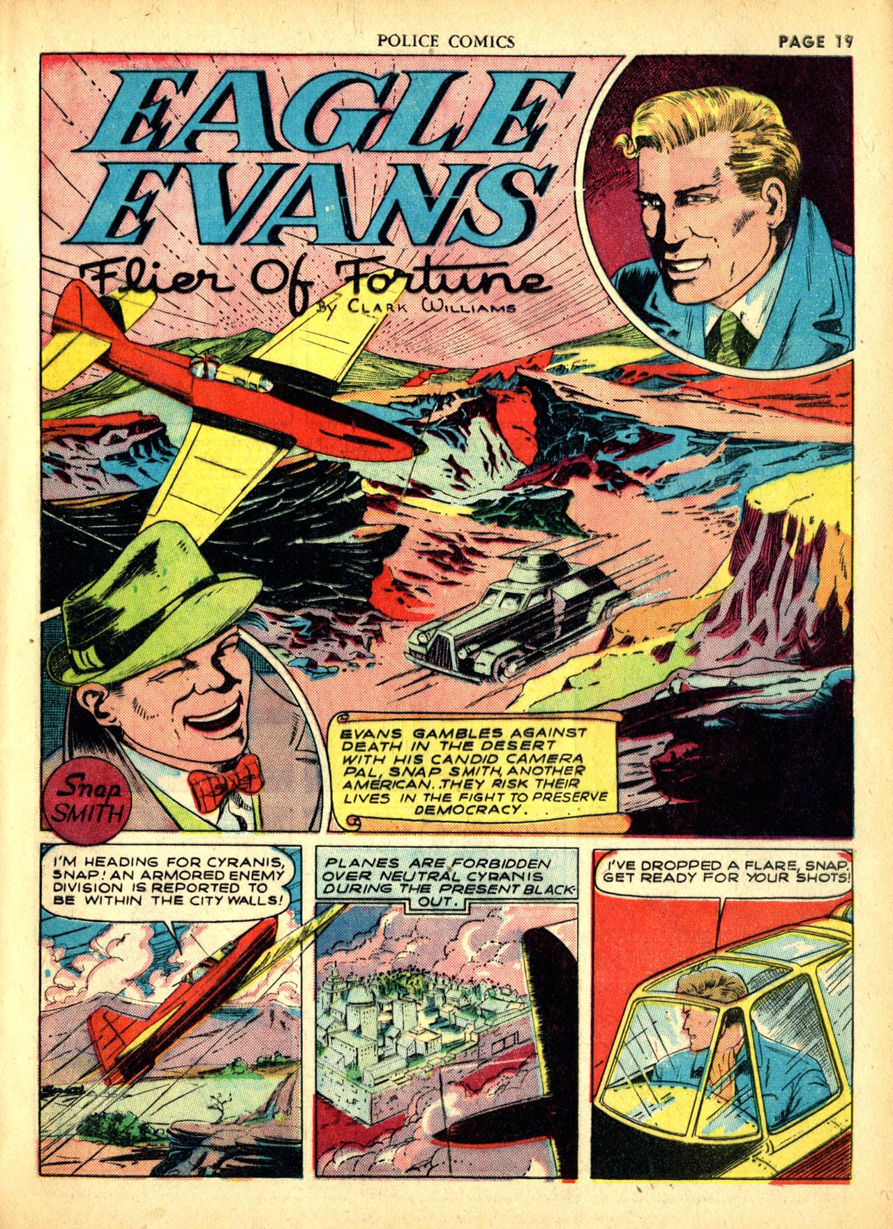 Police Comics #1 #127 - English 22