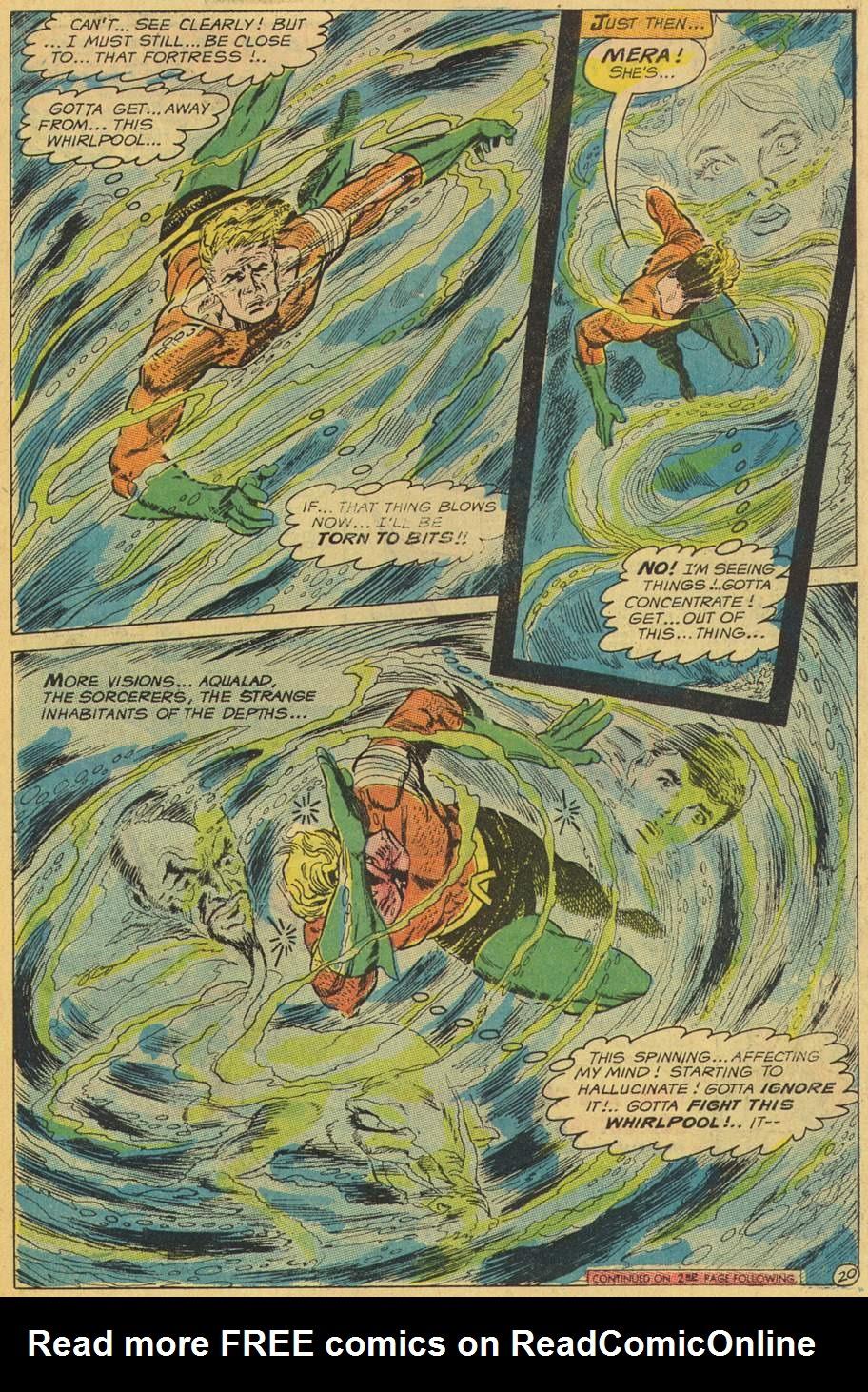 Aquaman (1962) Issue #45 #45 - English 27