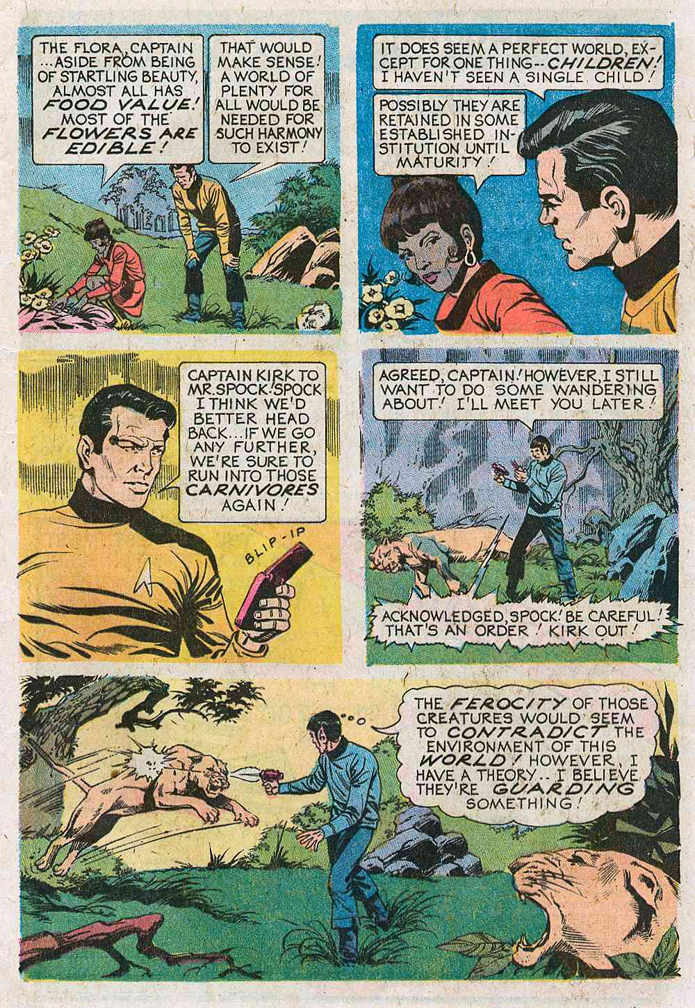 Star Trek (1967) Issue #26 #26 - English 11