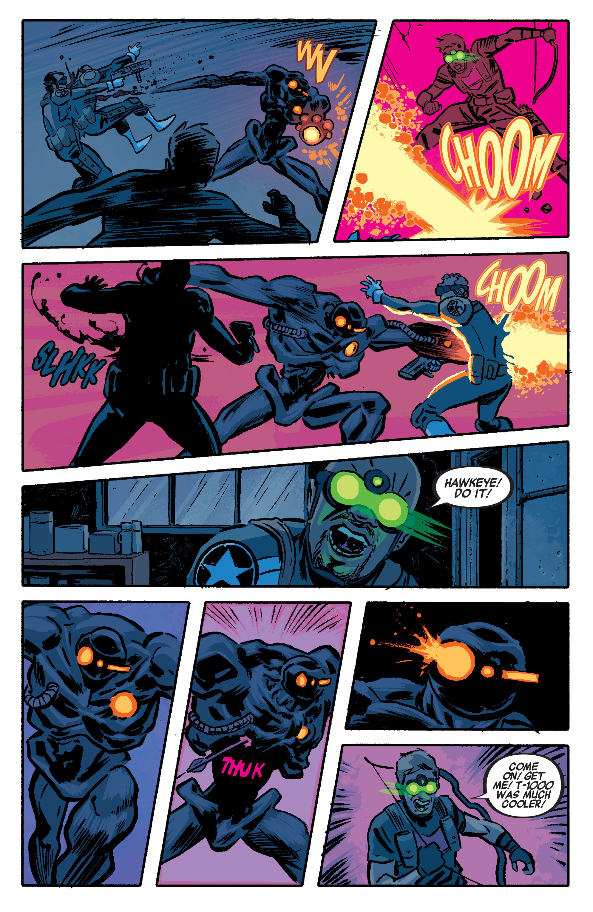 Read online Secret Avengers (2014) comic -  Issue #4 - 13