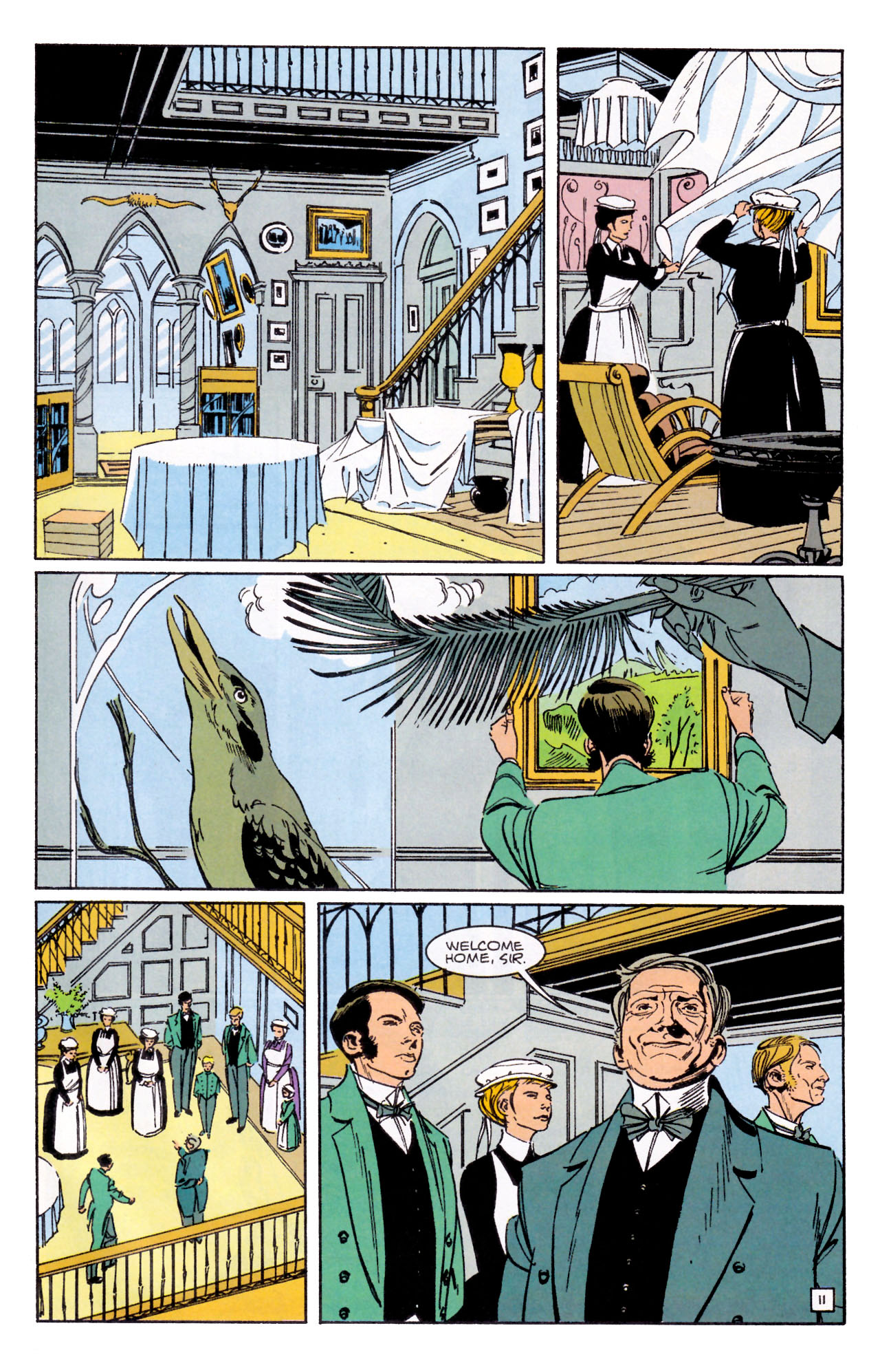 Read online Sebastian O comic -  Issue #1 - 15