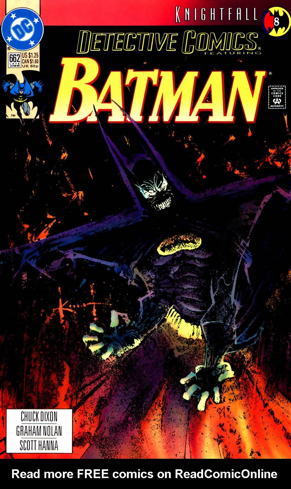 Batman: Knightfall Broken_Bat_-_8 Page 1