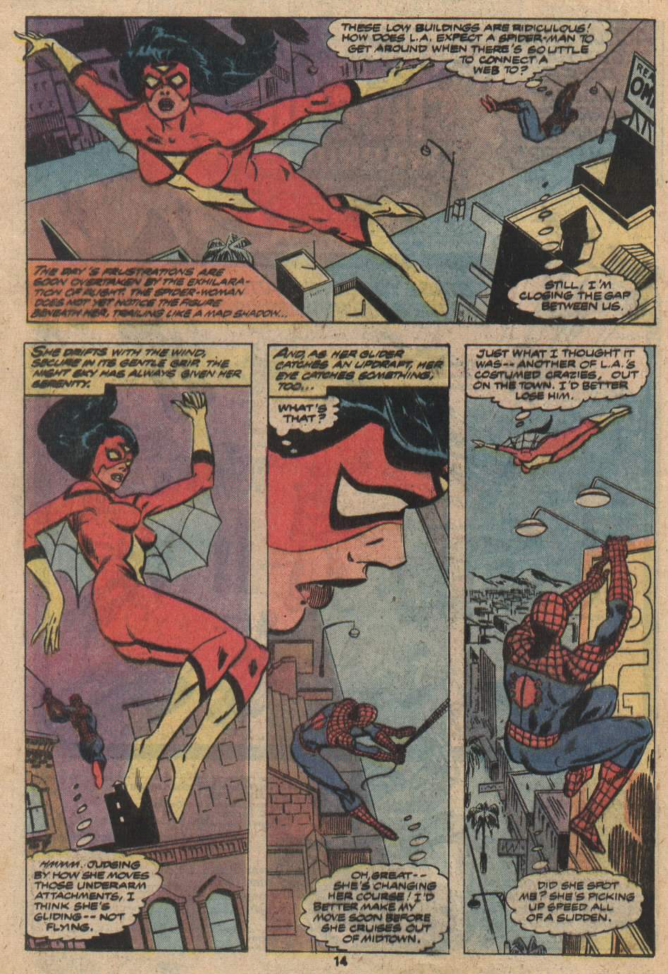 Spider-Woman (1978) Issue #20 #20 - English 9