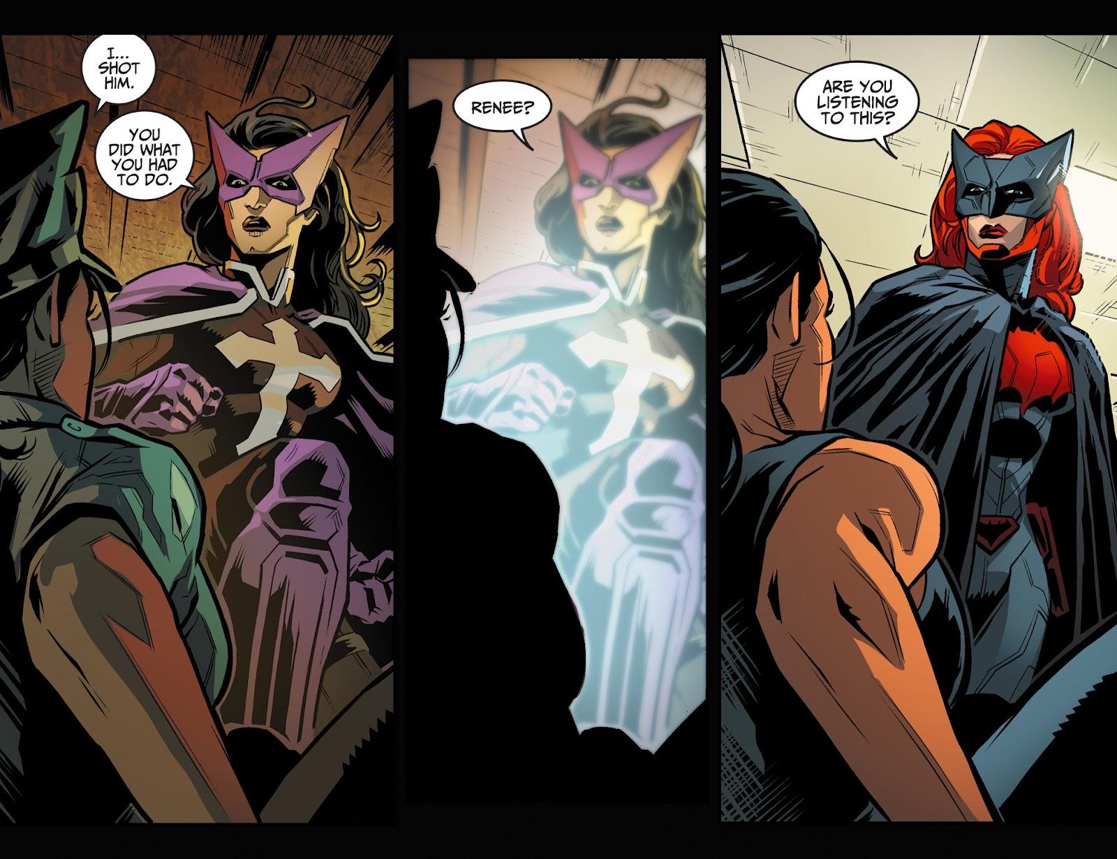 Injustice: Gods Among Us Year Four Issue #2 #3 - English 10