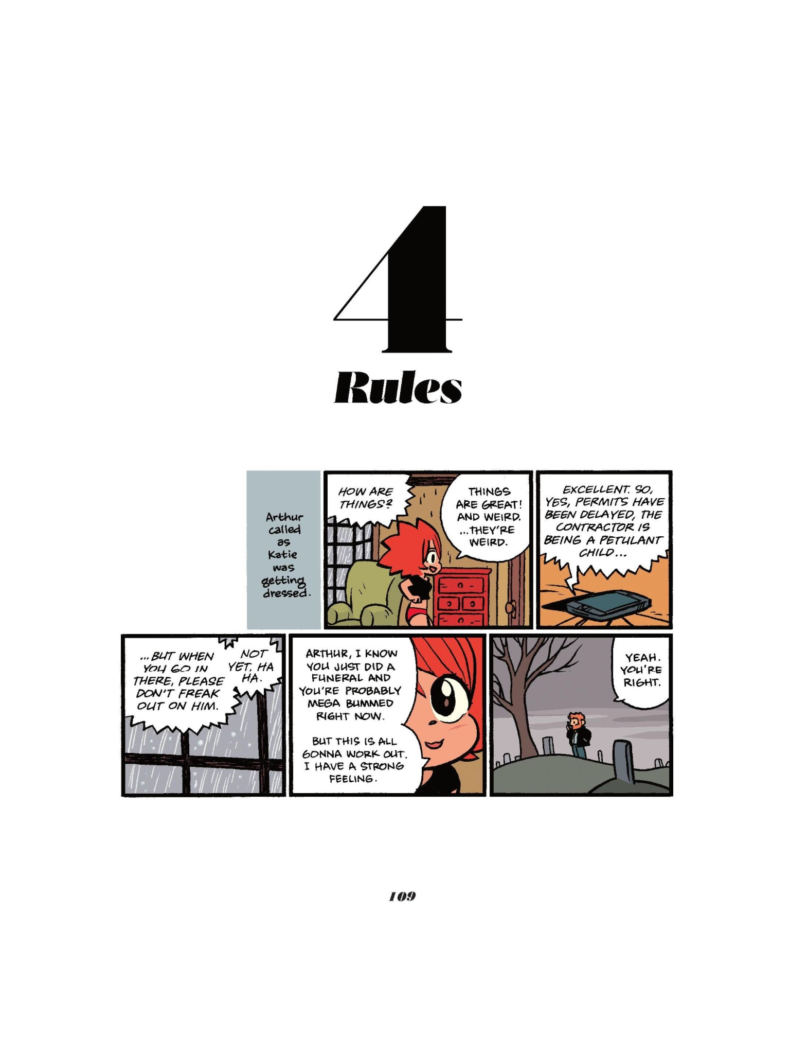 Read online Seconds comic -  Issue # Full - 110