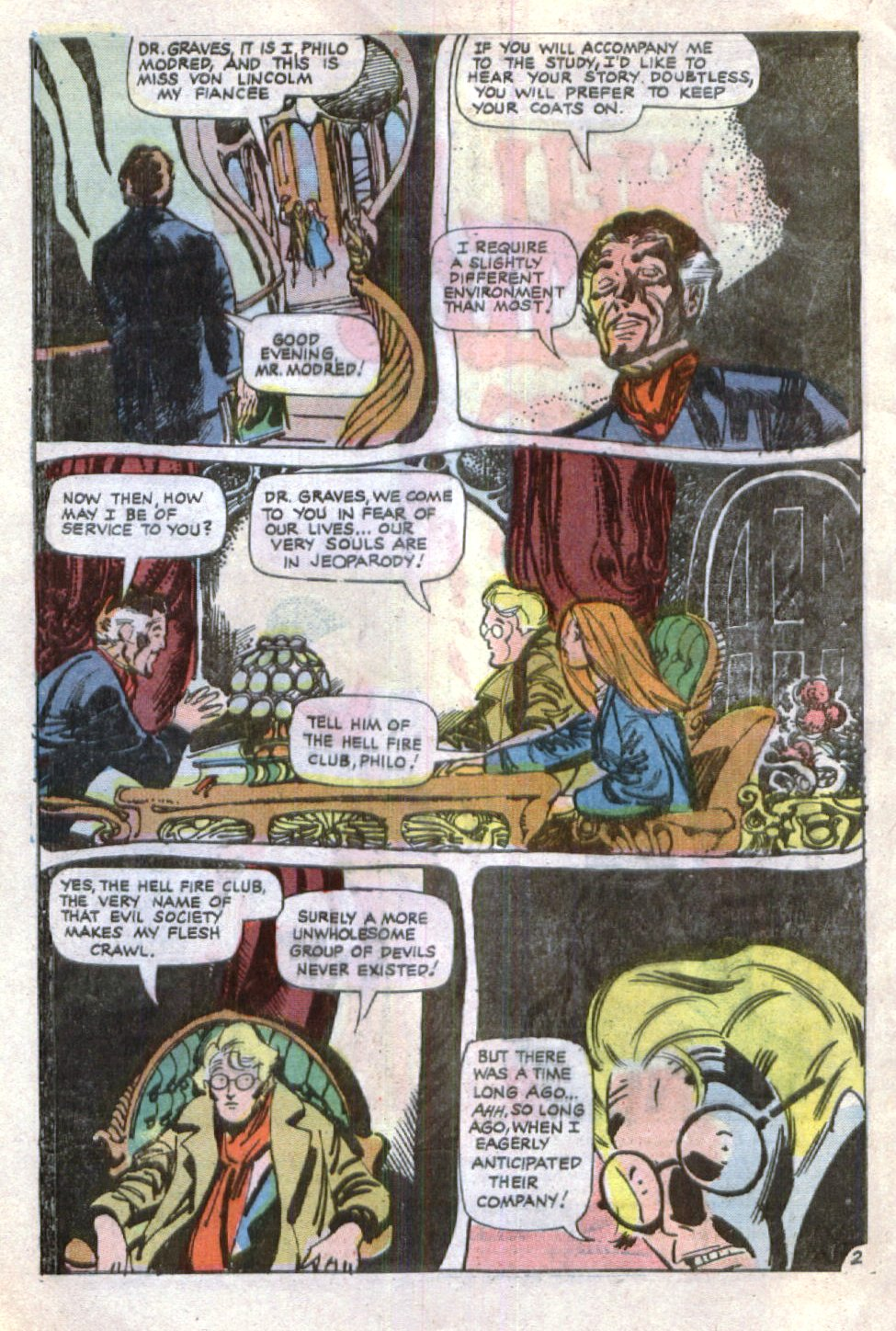 Read online Scary Tales comic -  Issue #29 - 4