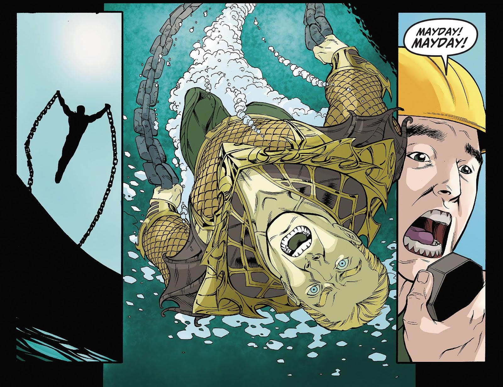Injustice: Gods Among Us [I] Issue #10 #11 - English 14