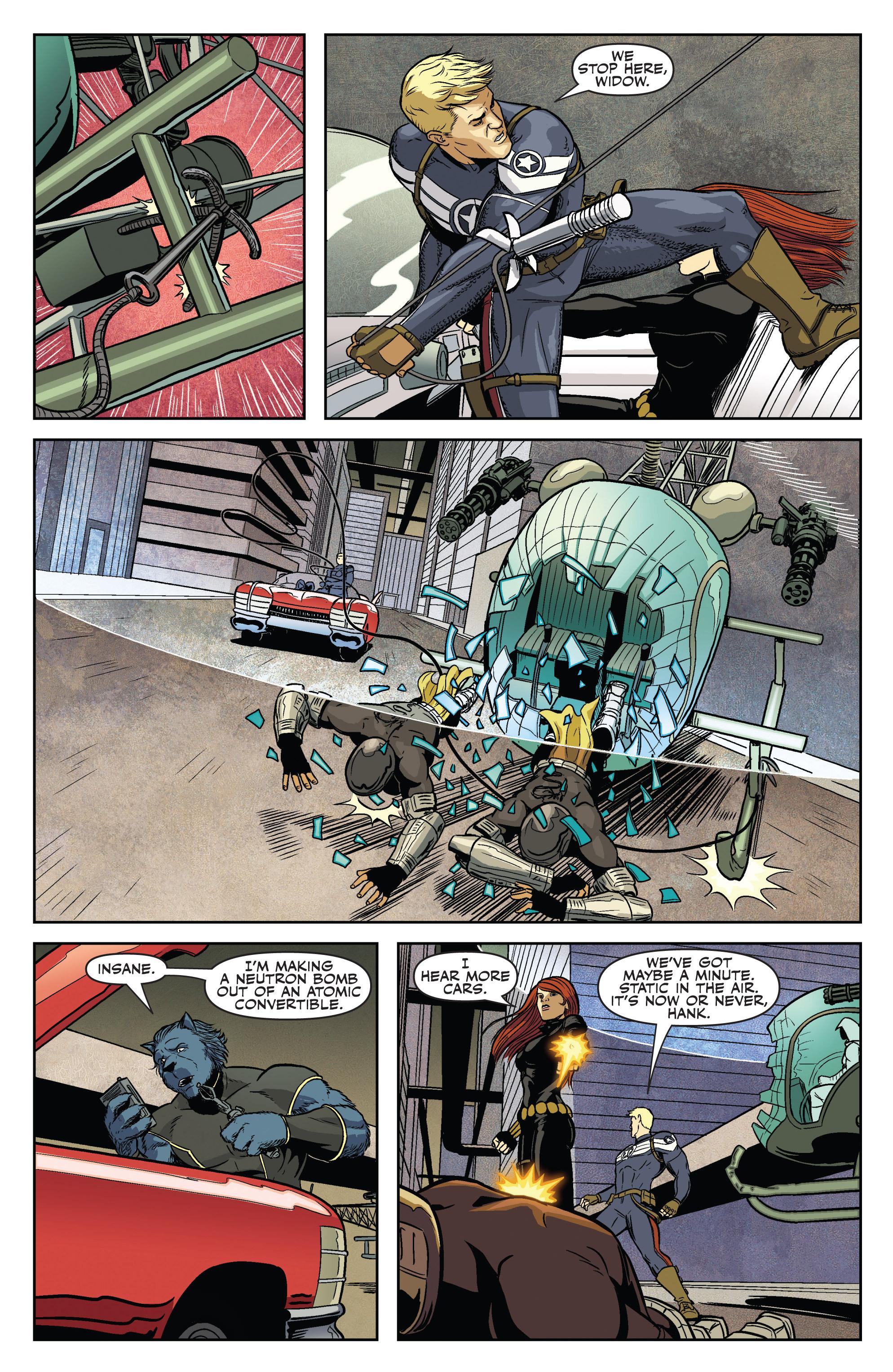 Read online Secret Avengers (2010) comic -  Issue #16 - 21