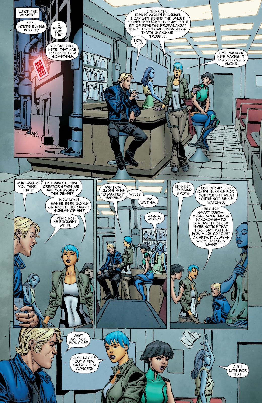 Threshold (2013) Issue #8 #8 - English 5