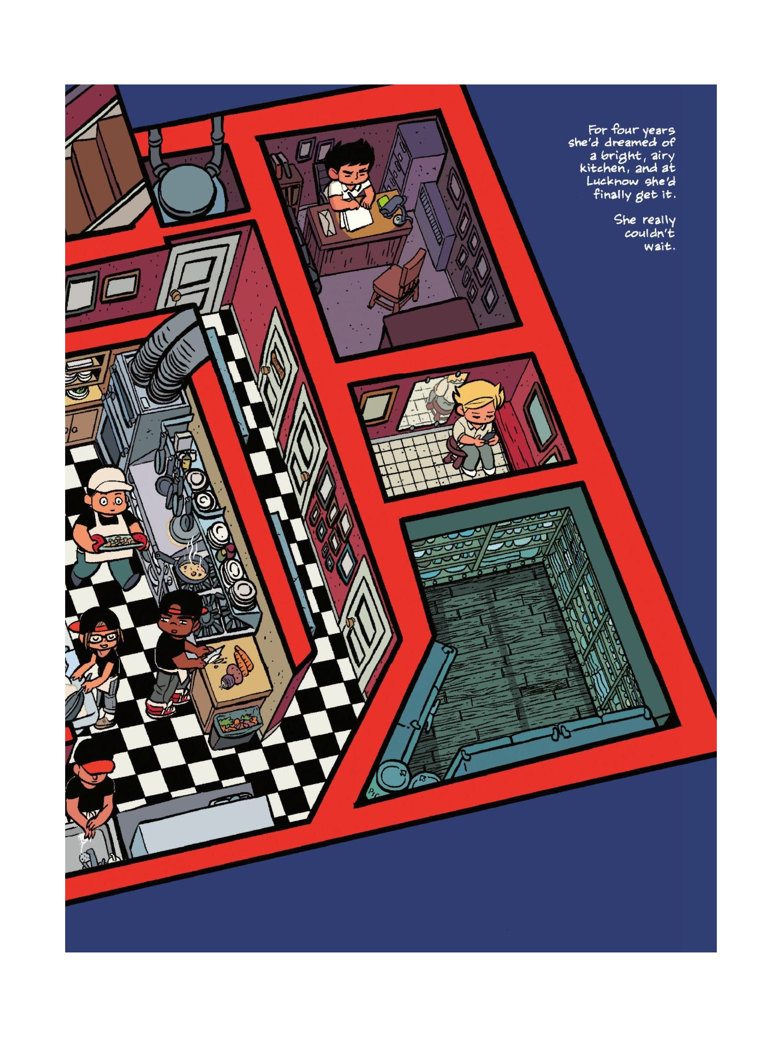 Read online Seconds comic -  Issue # Full - 31