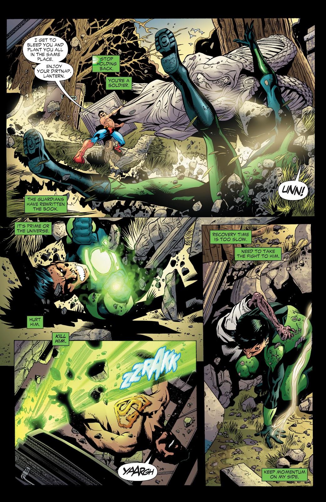 Green Lantern: The Sinestro Corps War Full #1 - English 232