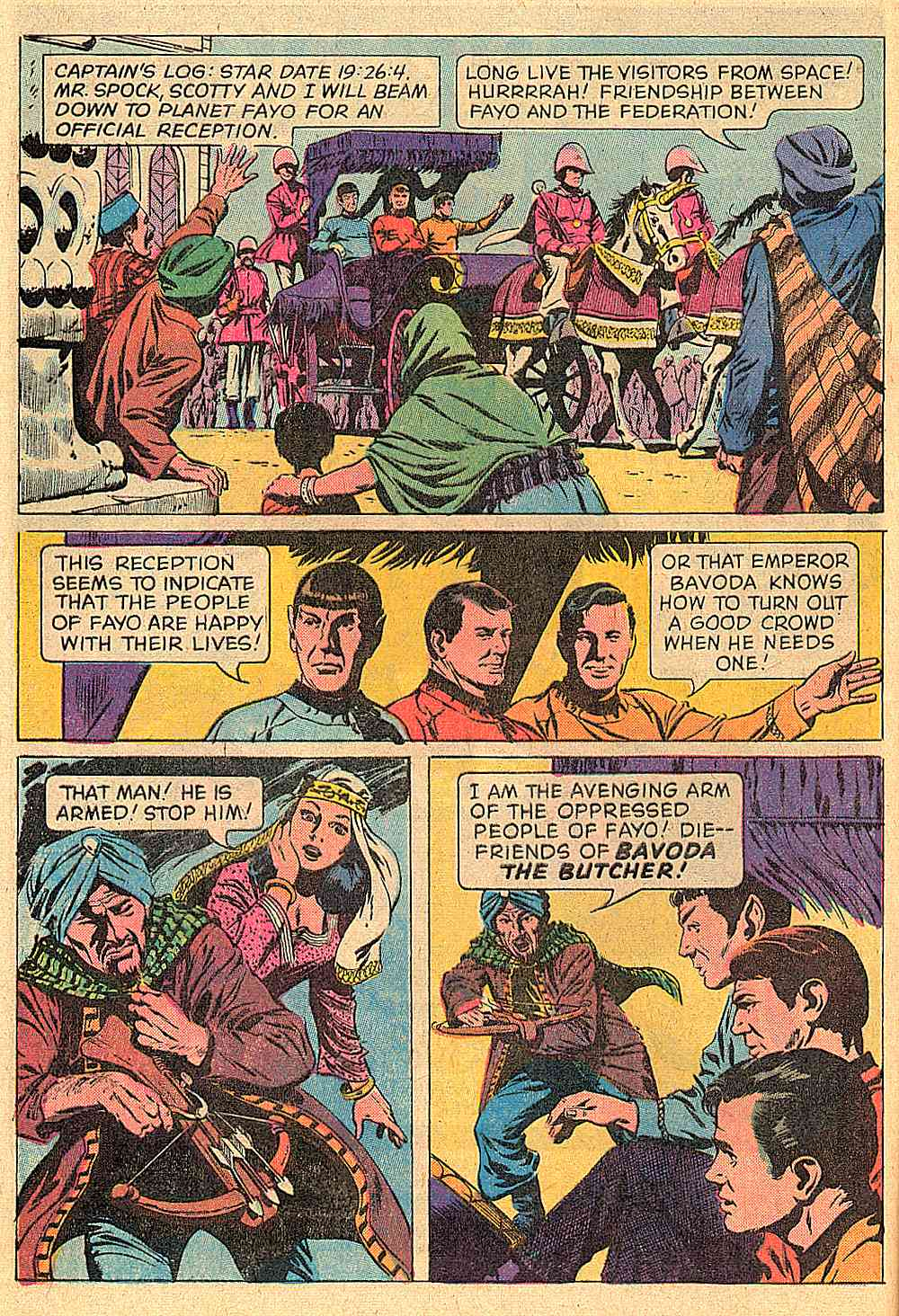 Star Trek (1967) #44 #44 - English 3