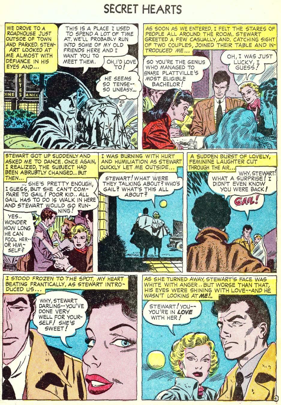 Read online Secret Hearts comic -  Issue #22 - 6