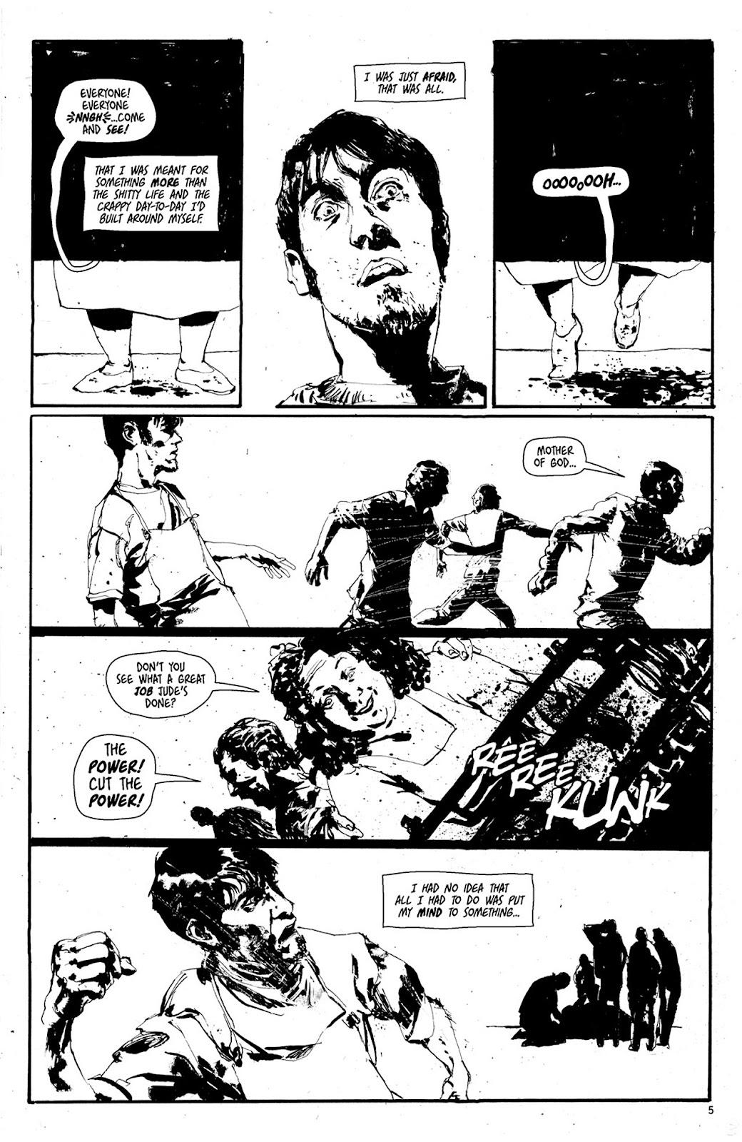 Creepy (2009) Issue #1 #1 - English 7