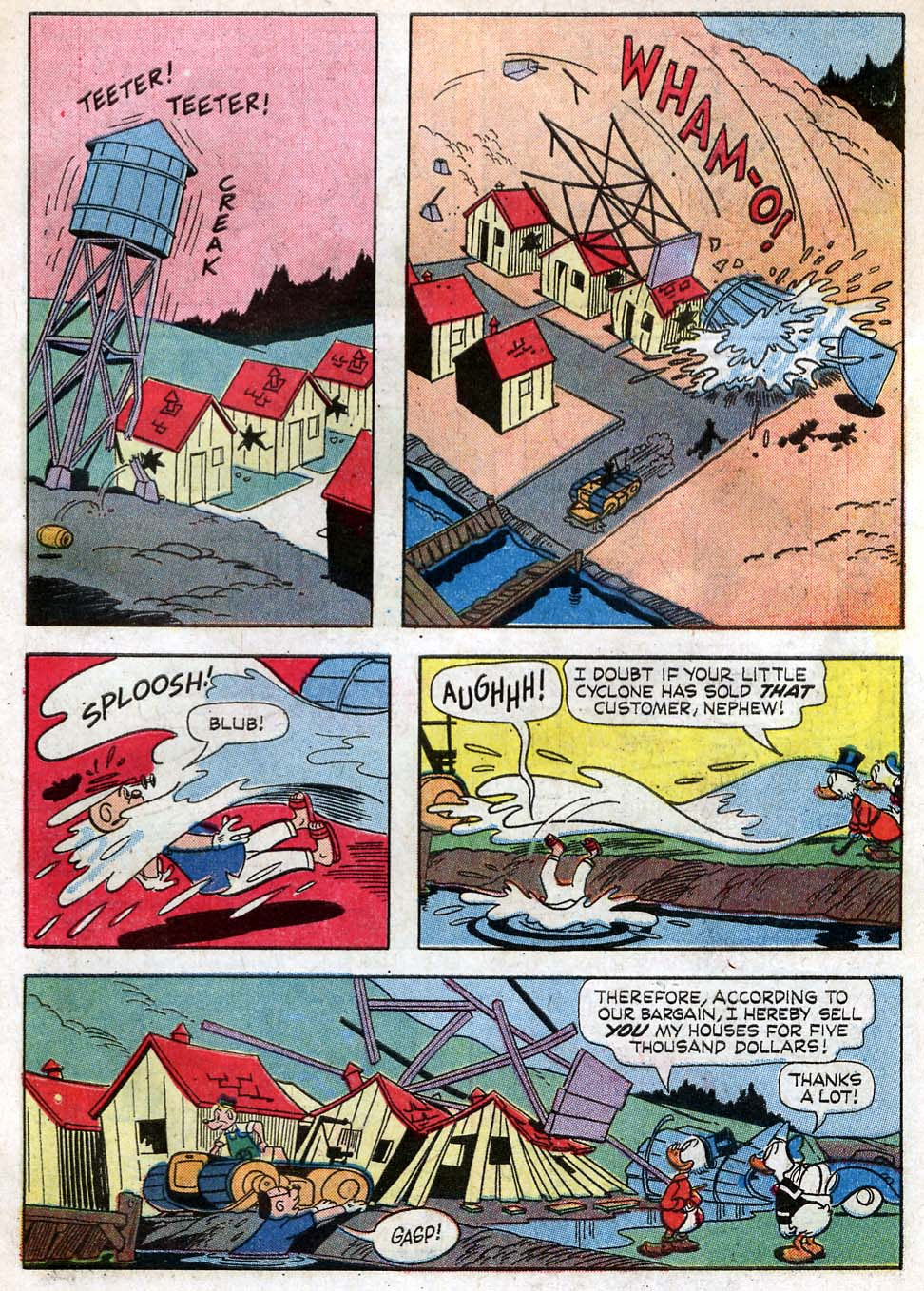 Uncle Scrooge (1953) Issue #51 #51 - English 31